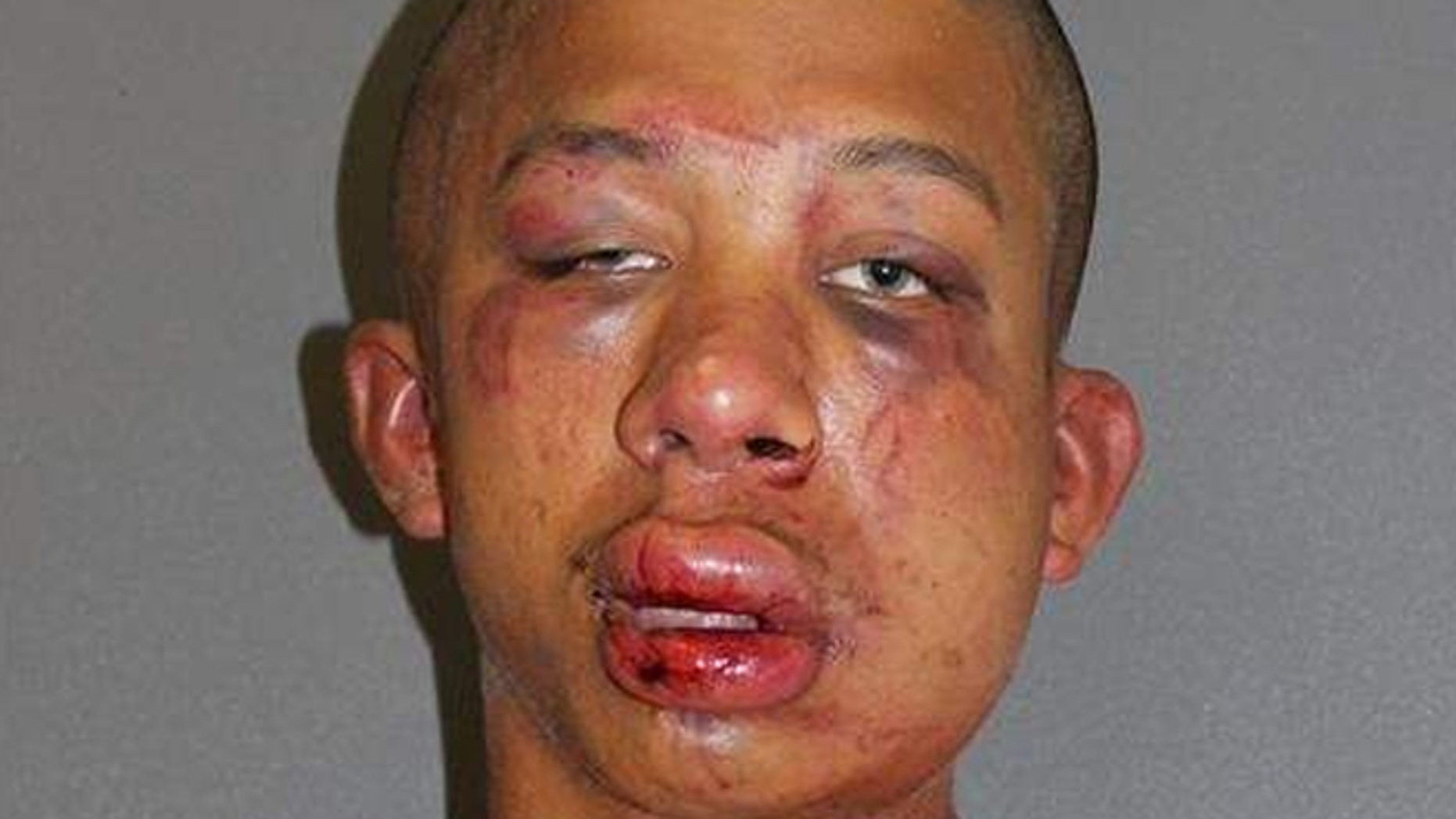 Florida dad beats man he found allegedly raping his son, report says