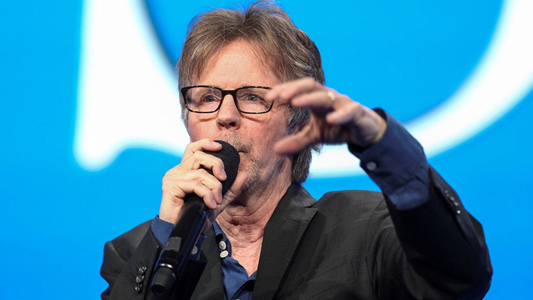 Comedian Dana Carvey recalled his experiences with former President George H.W. Bush in a Monday night talk show appearance.