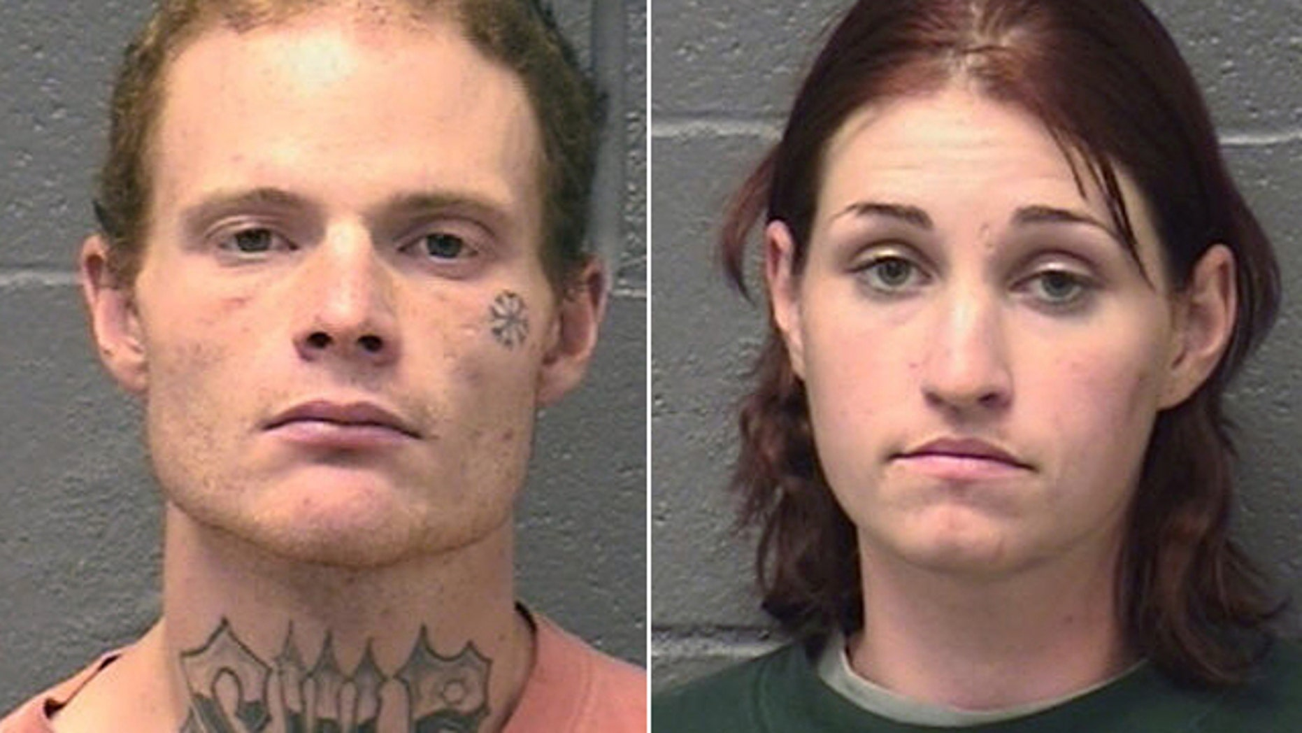 David Joseph Pedersen, 31, and his 24-year-old girlfriend, Holly Grigsby, are accused in a deadly crime spree across California, Oregon and Washington.