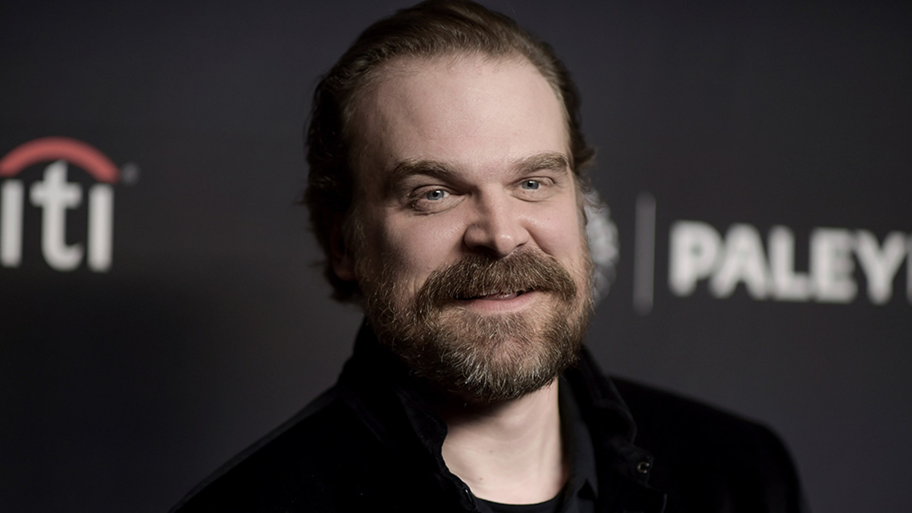 """""""Stranger Things"""" star David Harbour spoke candidly for the first time about his ongoing battle with mental illness, and revealed he was admitted to an asylum as a child."""