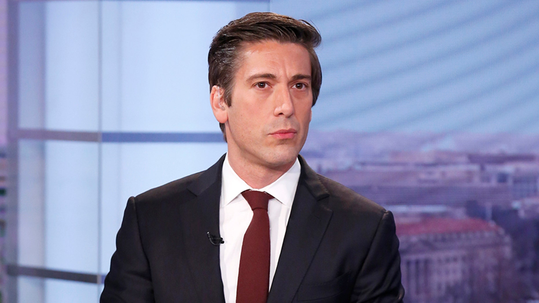 """ABC News star David Muir spent more time talking about """"Star Wars Day"""" than the positive jobs report."""