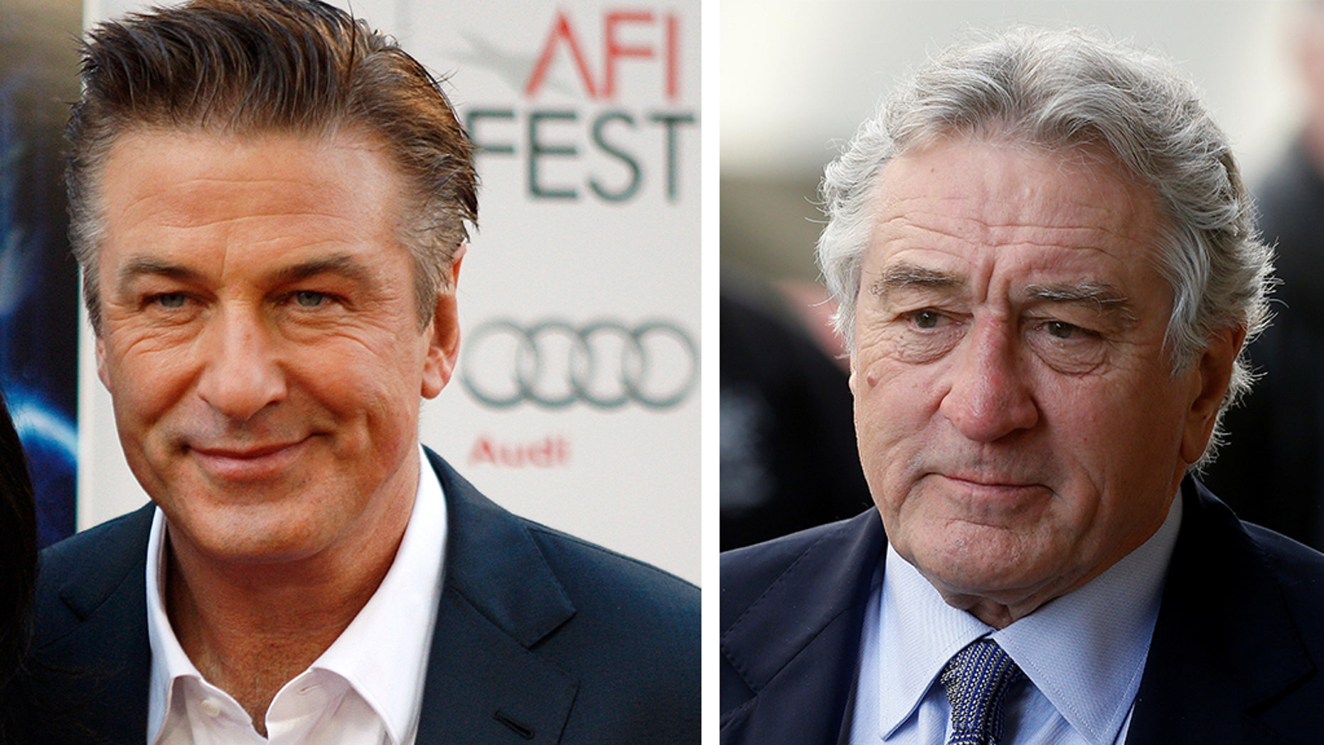 Alec Baldwin and Robert De Niro hosted a party for a Mississippi Democrat in the state's US Senate race.
