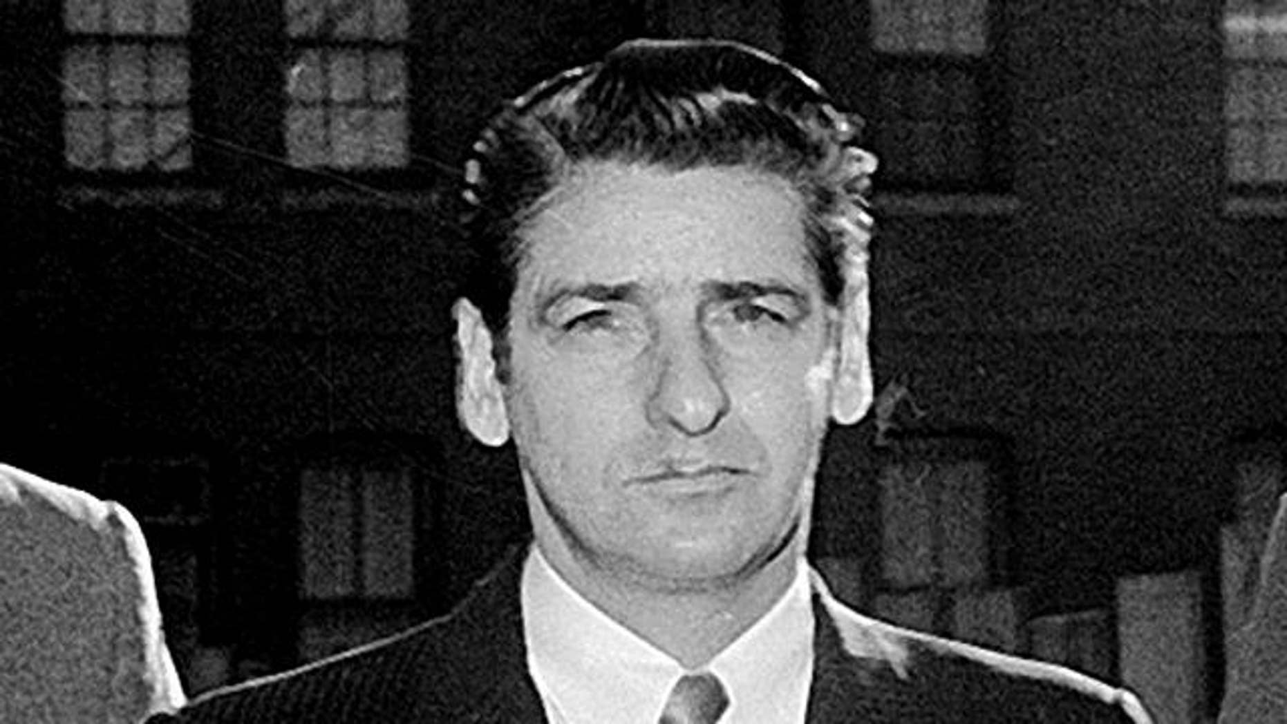 """Albert DeSalvo was long suspected to be the """"Boston Strangler,"""" who authorities say murdered 13 women in the area in the early 1960s. DeSalvo, however, was never charged with the killings and died in prison in 1967."""