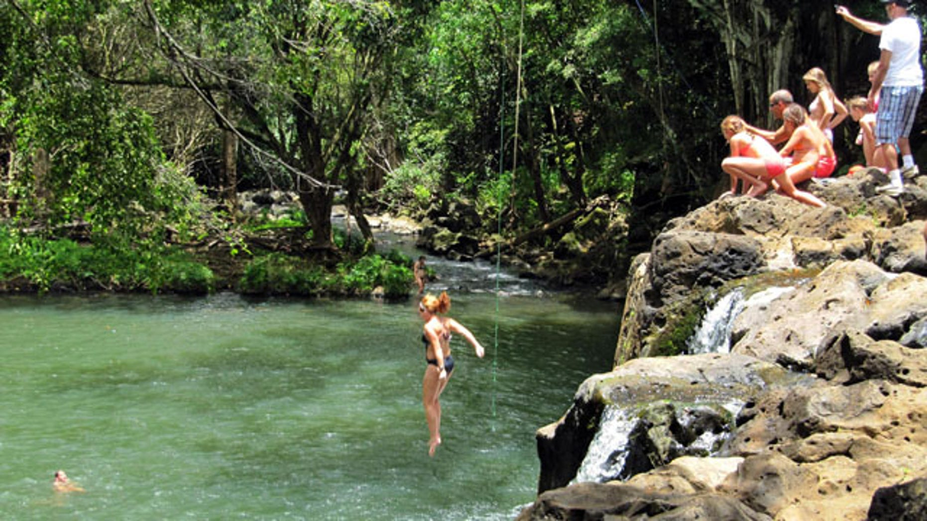Hawaii's Killer Waterfall | Fox News