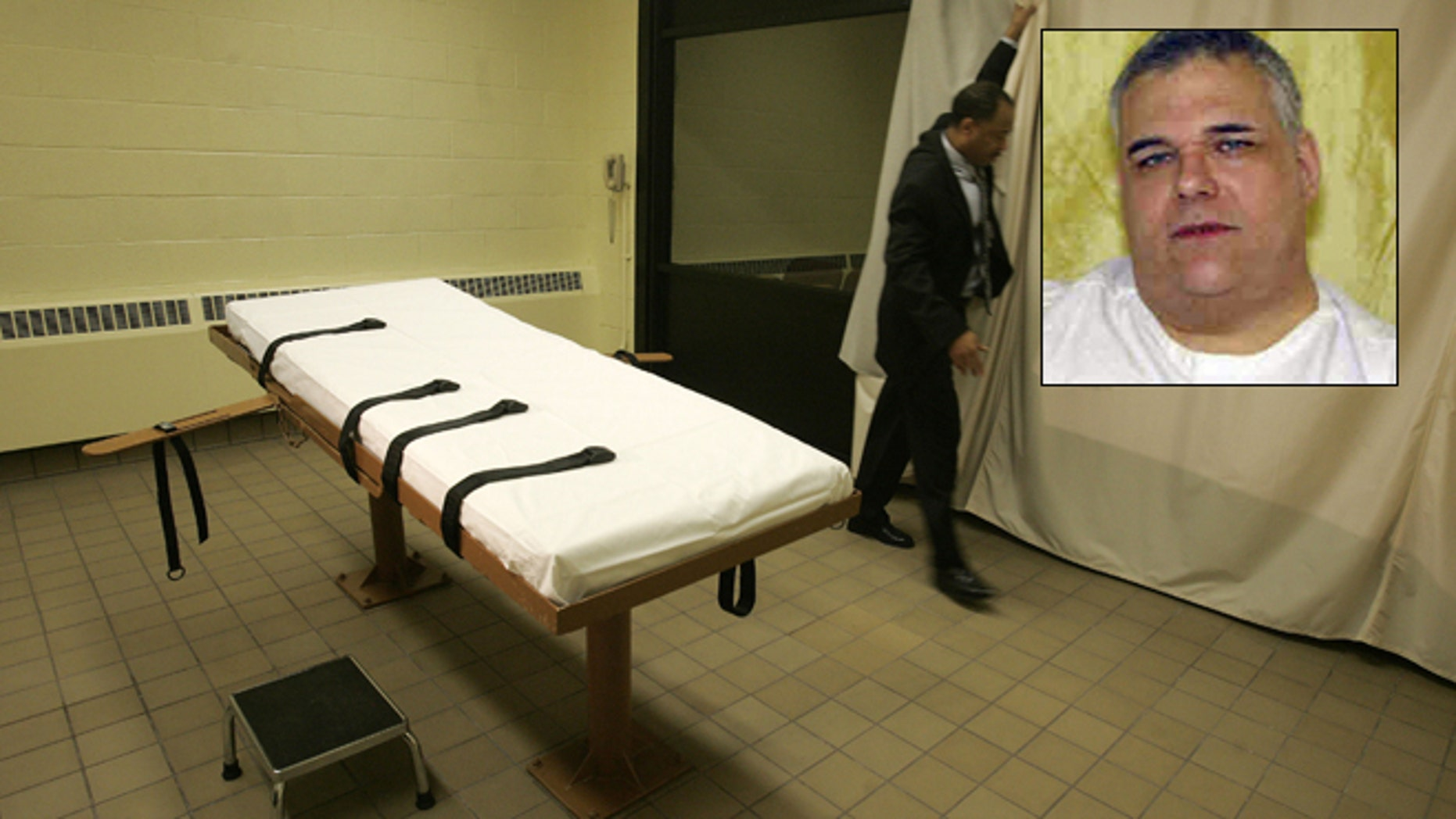 Ronald Post. Post is scheduled to executed Jan. 16, 2013, for the 1983 shooting death of a hotel desk clerk.