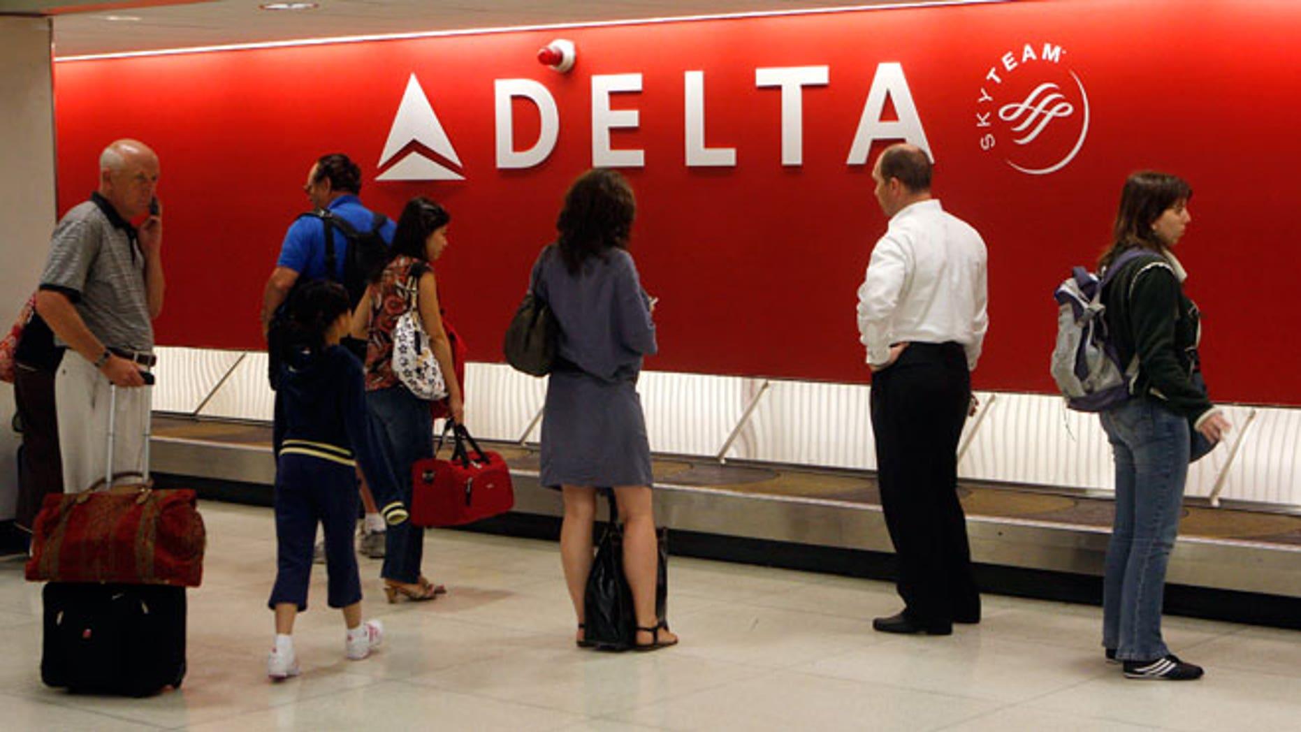 Delta Terminal 3, JFK Airport