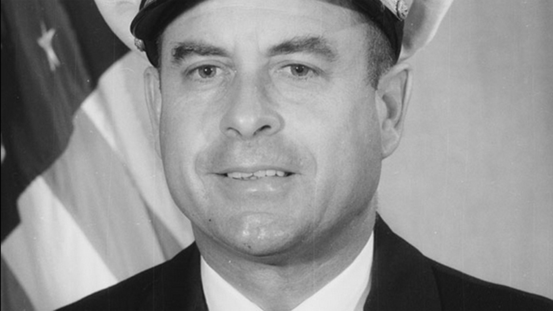 Jeremiah A. Denton, Jr, was a US Navy Commander and later a POW in Vietnam.