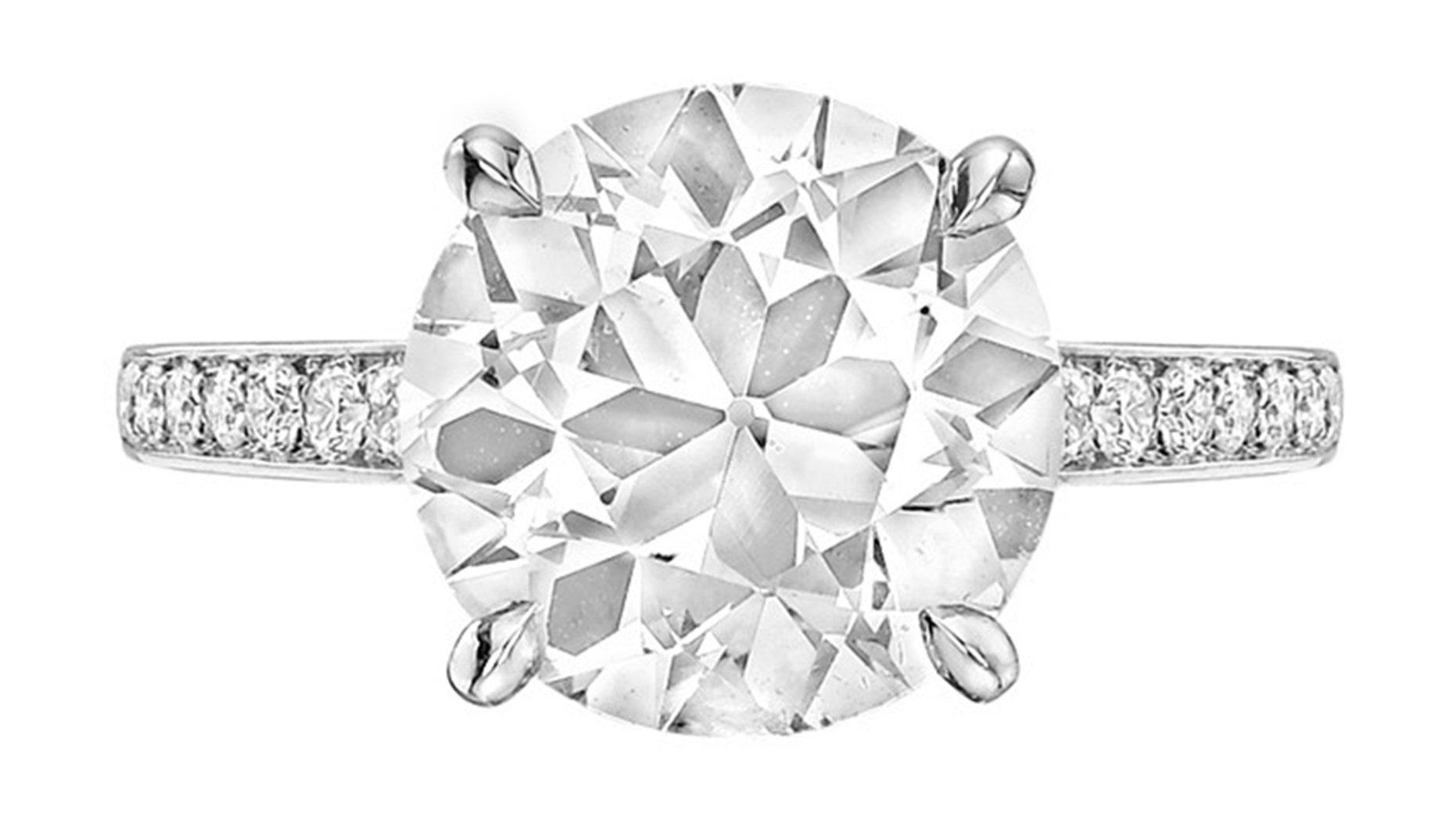 Return engagement ring after break up