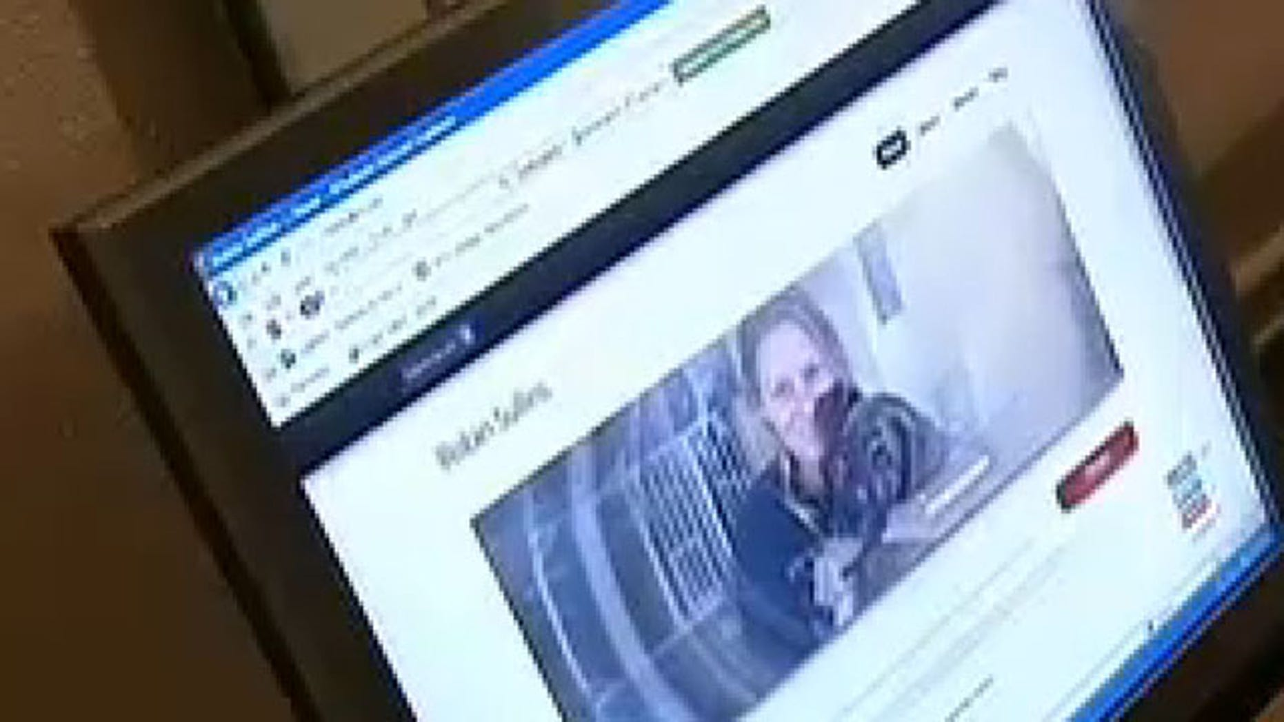 A website set up by her family shows Robin Sullins.