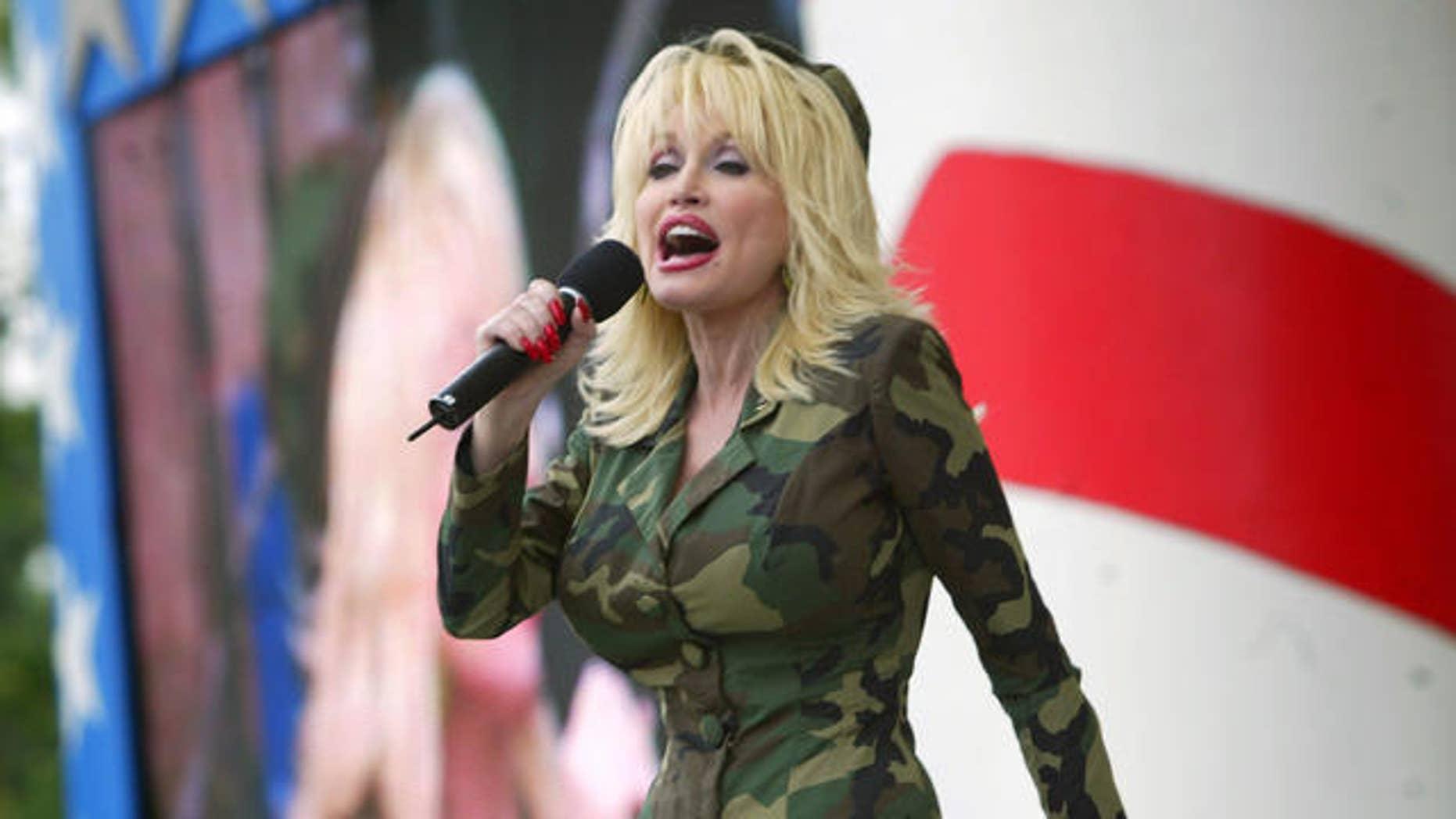 Dolly Parton (AP)