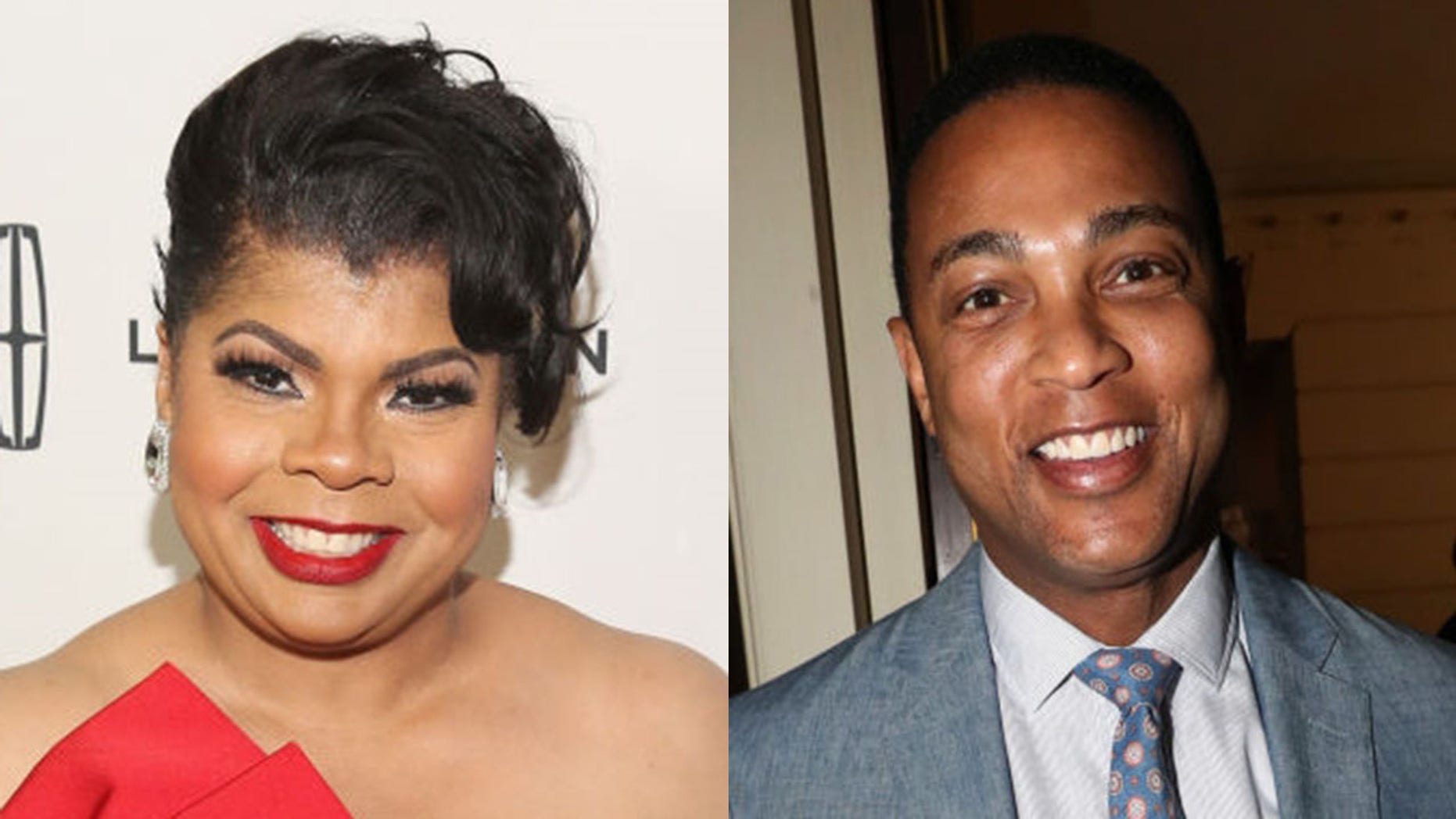 CNN contributor April Ryan yelled questions during Tuesday's press briefing and Don Lemon praised her for it.
