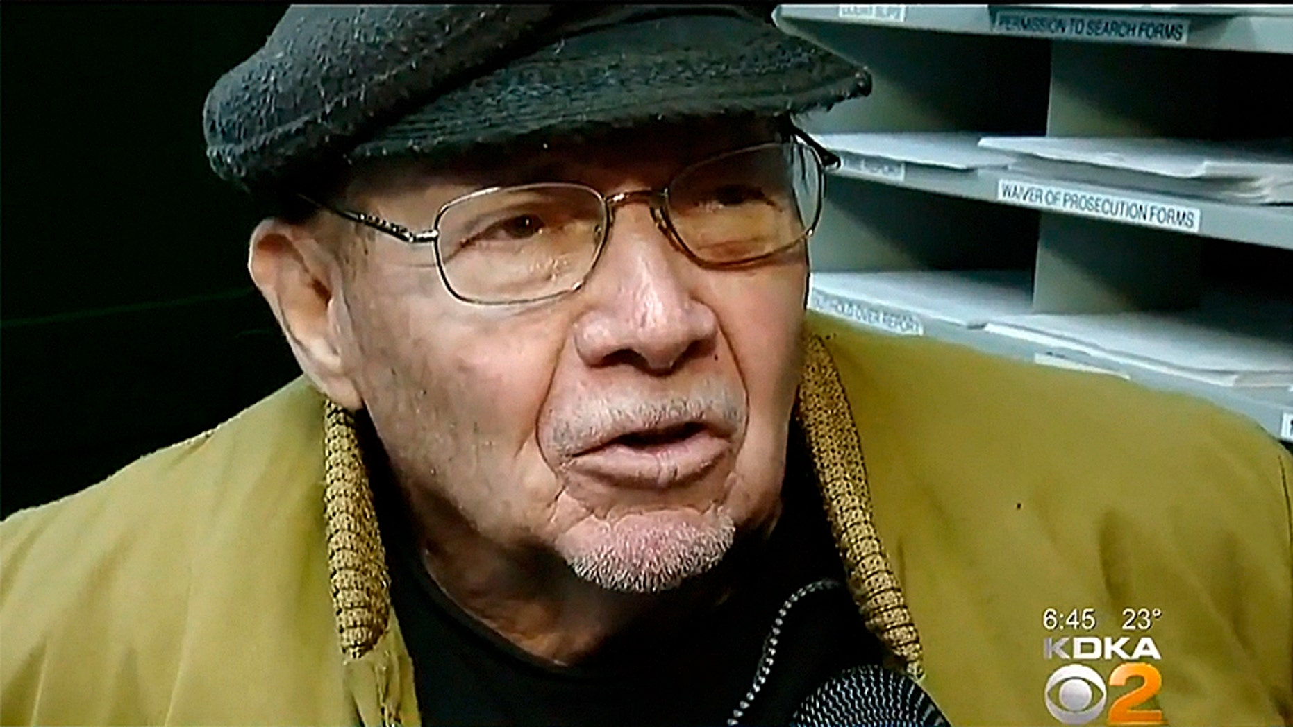 Don Lutz, 88, successfully fought off a home invasion in his Ellwood City home, killing one intruder.