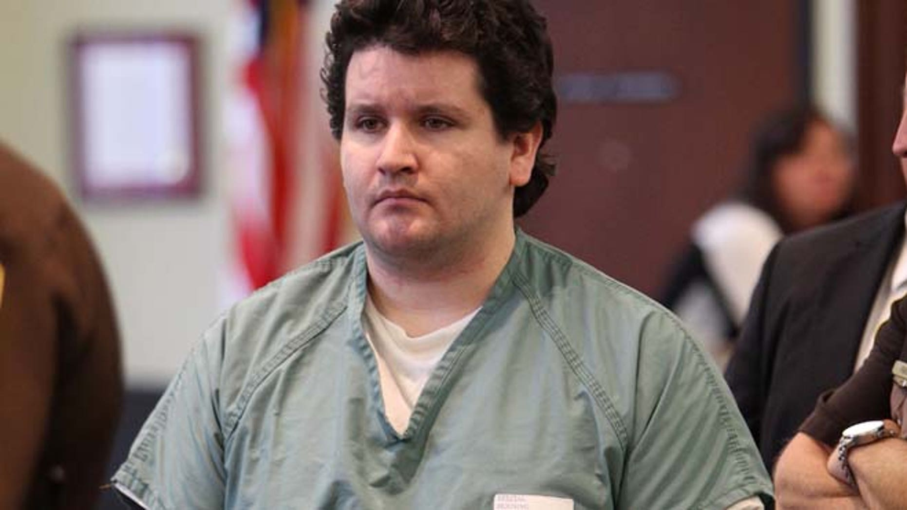 "Aug. 12: Seth Mazzaglia leaves was convicted of raping and killing a University of New Hampshire student and said he didn't want to listen to the victim's family ""yell and whine"" at his sentencing hearing about what a monster he is, has dropped his bid to skip the hearing."
