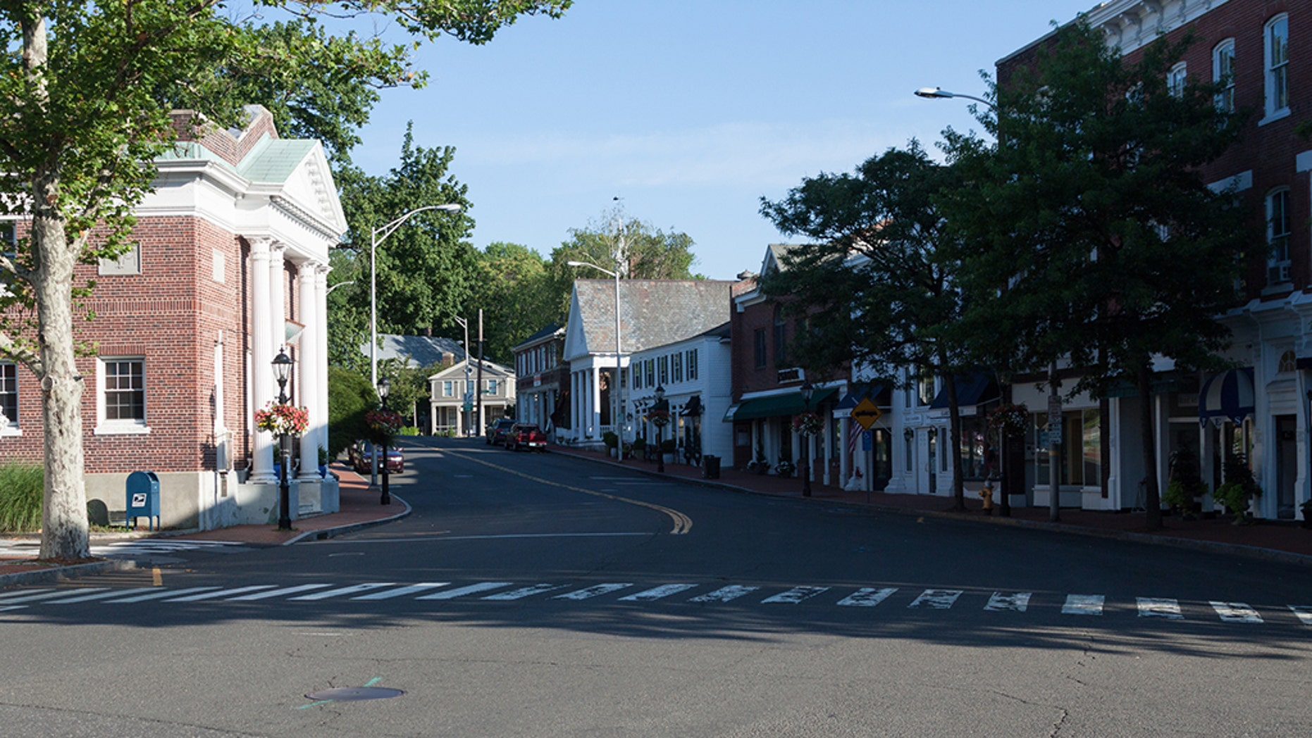 New Canaan, Conn. is one of the wealthiest communities in the country.