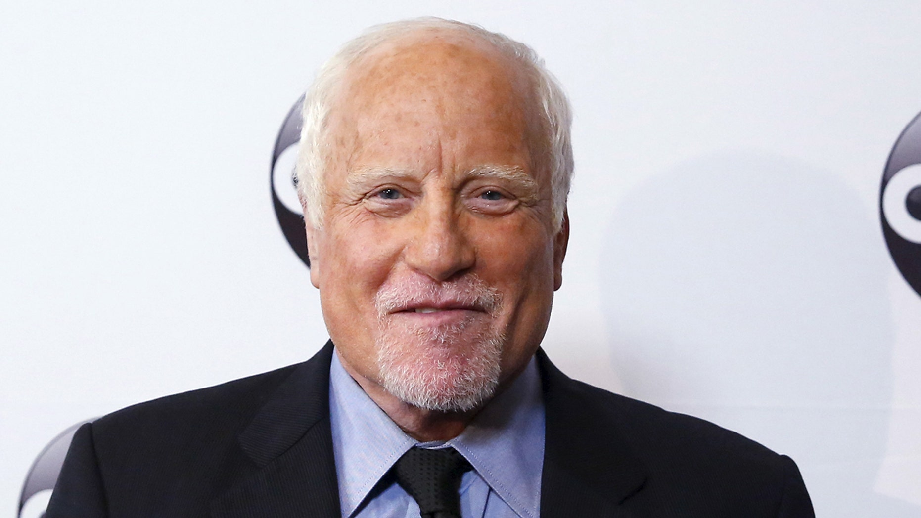"""FILE 2016: Richard Dreyfuss poses on the red carpet for the ABC Television Network movie """"Madoff"""" in New York"""