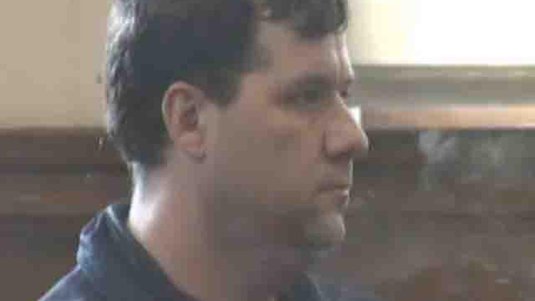 June 19, 2012: 37-year-old Erik K. Paulik appears in court.