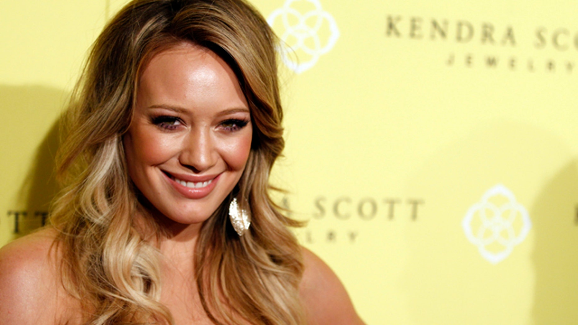 Aug. 10: Actress Hillary Duff arrives at the grand opening party for Kendra Scott Jewelrys Beverly Hills.