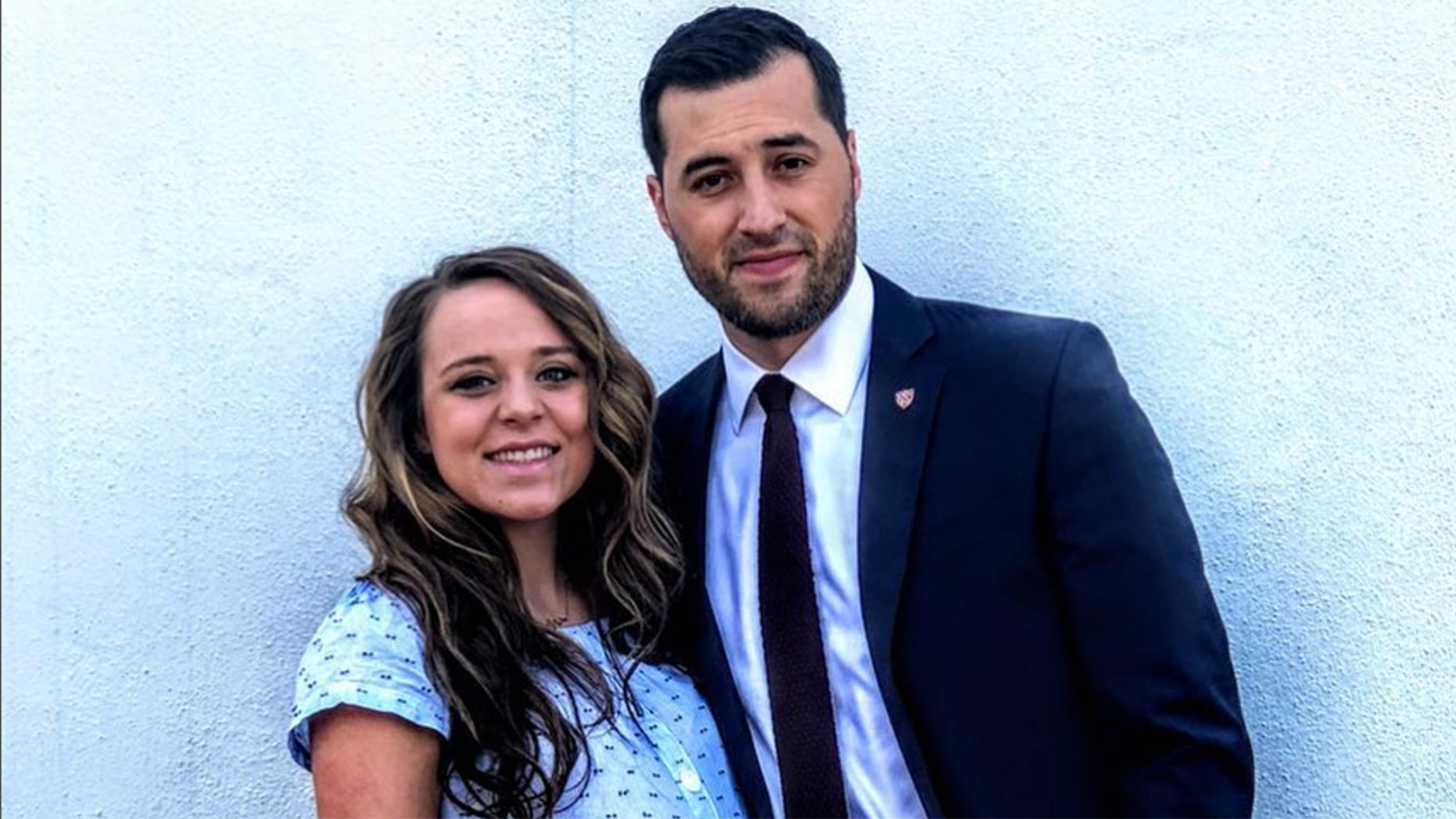 """""""Counting On"""" star Jinger Duggar and her husband Jeremy Vuolo welcomed their first child together."""