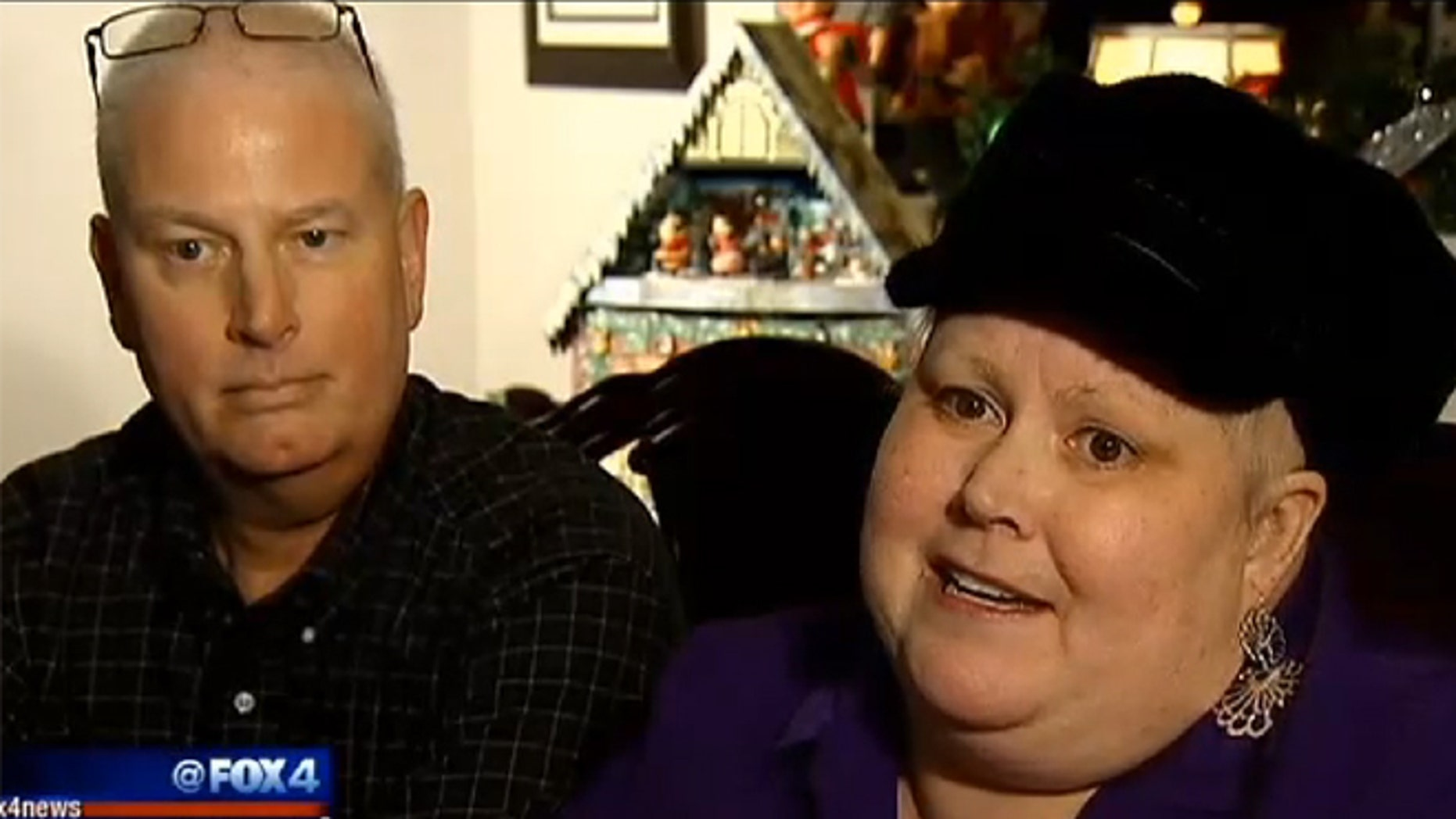 Dwight and Jennifer Mullen are both battling cancer as they raise their three children.