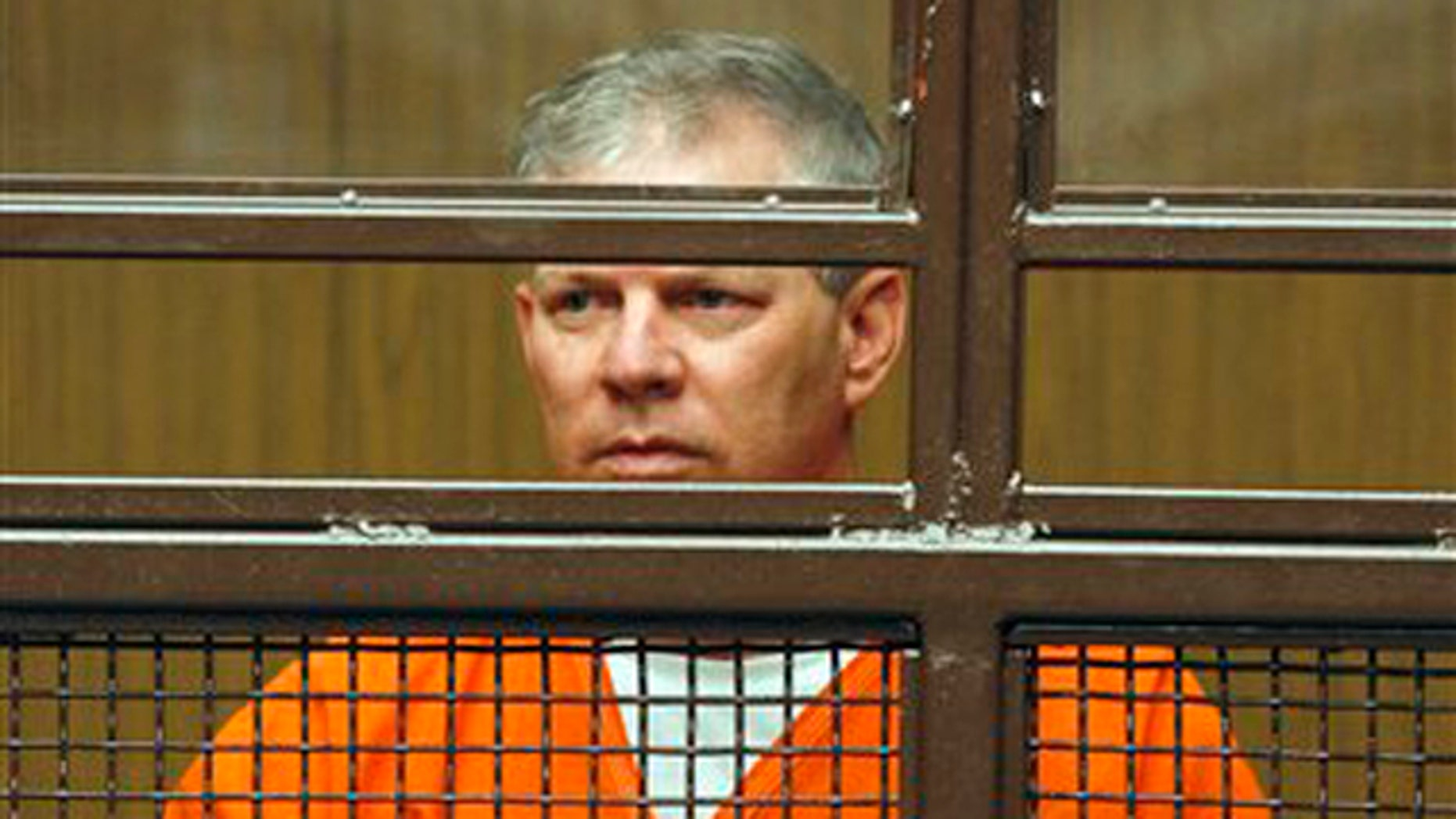 June 16, 2011: In this file photo, former baseball player Lenny Dykstra appears in a courtroom in San Fernando, Calif.
