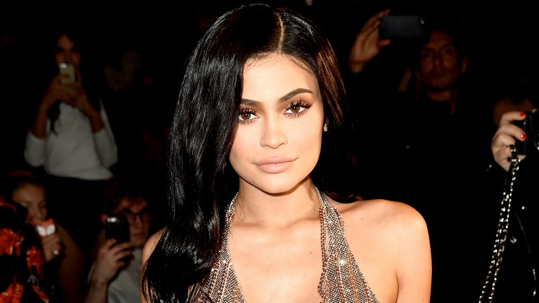 Kylie Jenner shared new photos of her daughter Stormi on Instagram.