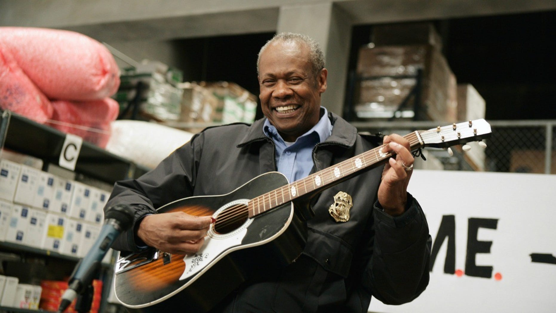 """Hugh Dane was best known for his role as security guard Hank on """"The Office."""""""