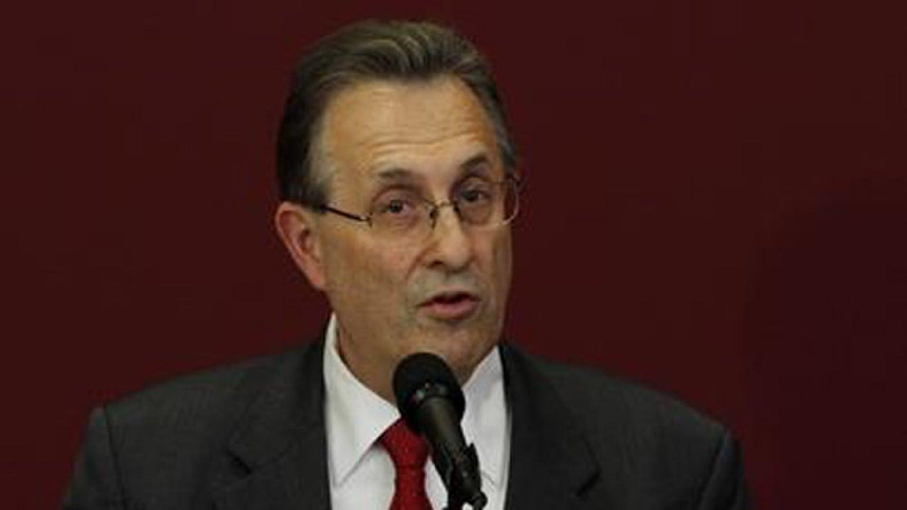 U.S. Ambassador to Mexico, Earl Anthony Wayne.