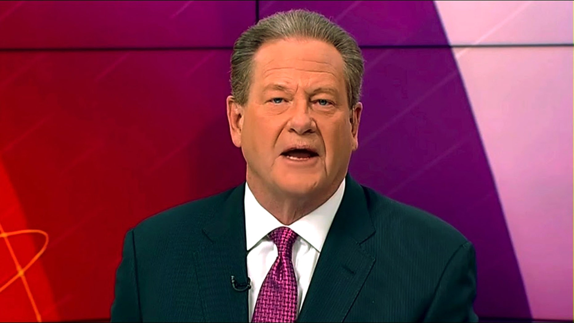 Ed Schultz hosted a show on MSNBC from 2009 until 2015.