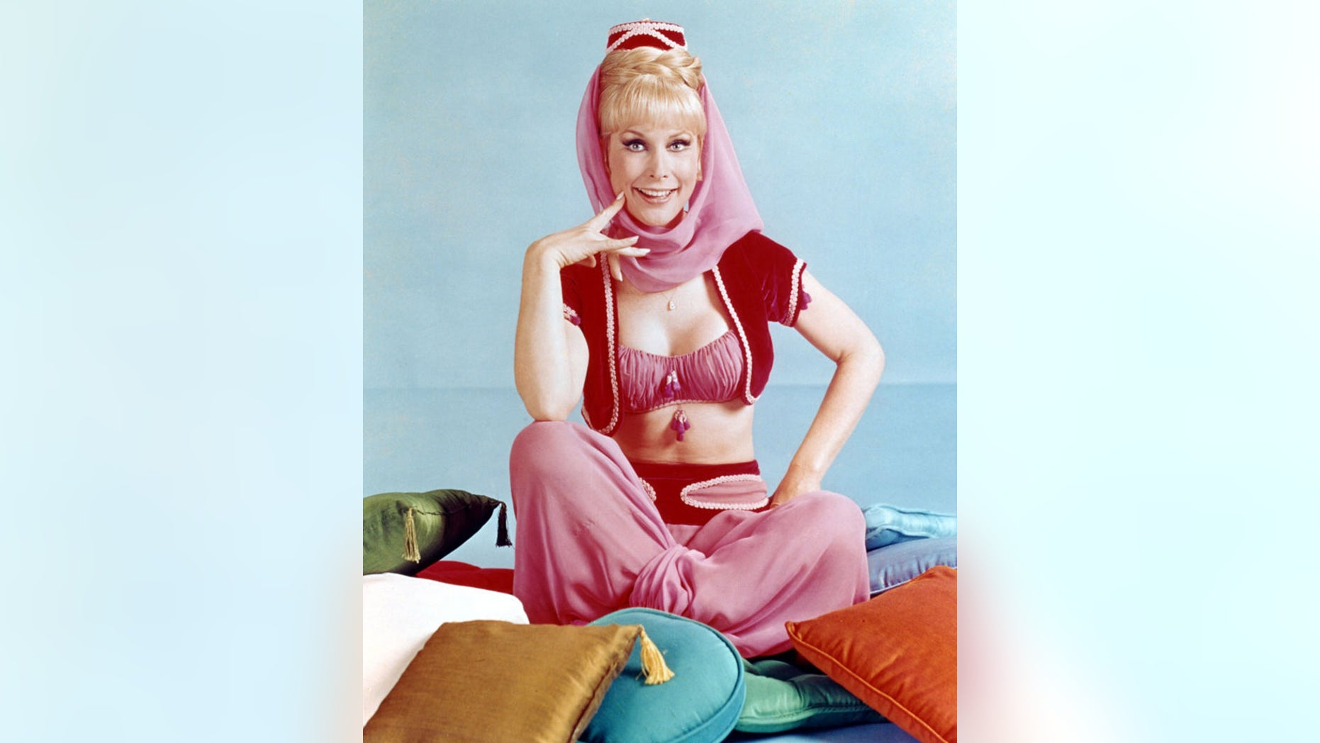 Barbara Eden is forever linked to Jeannie.