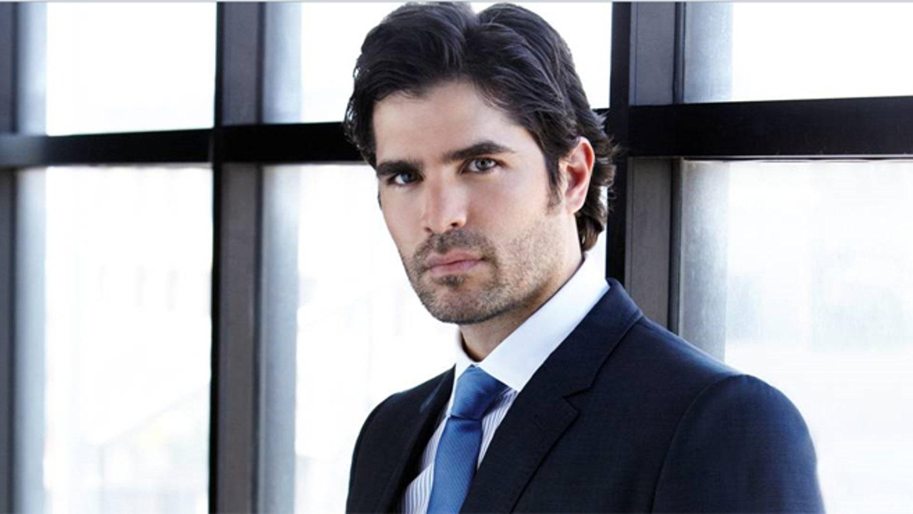 "Actor Eduardo Verastegui voices the role of Jesus Christ in the Spanish version of the Mark Burnett film ""Son of God"" which releases in theaters on February 28."