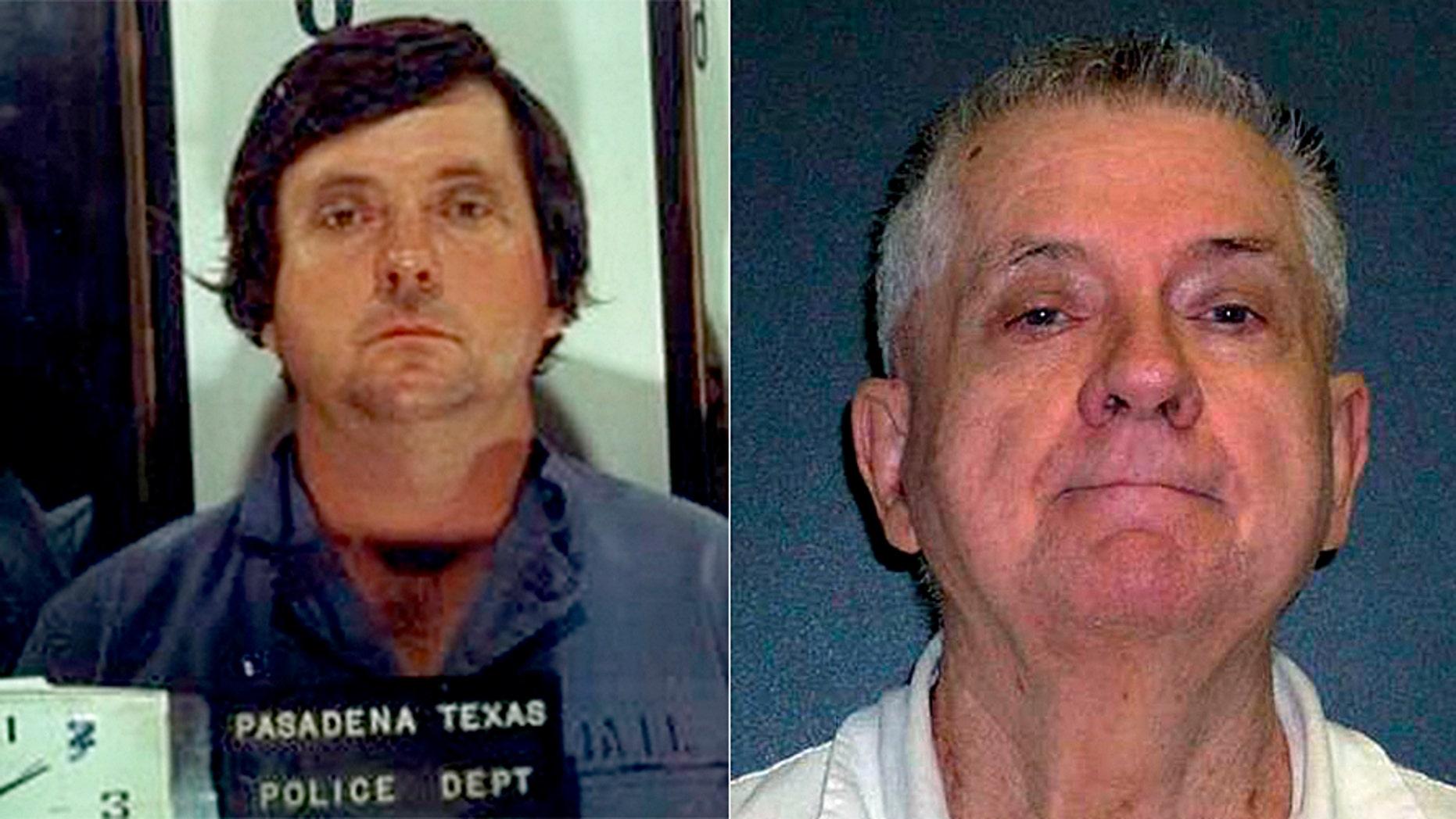 Edward Harold Bell. Texas Dept of Corrections
