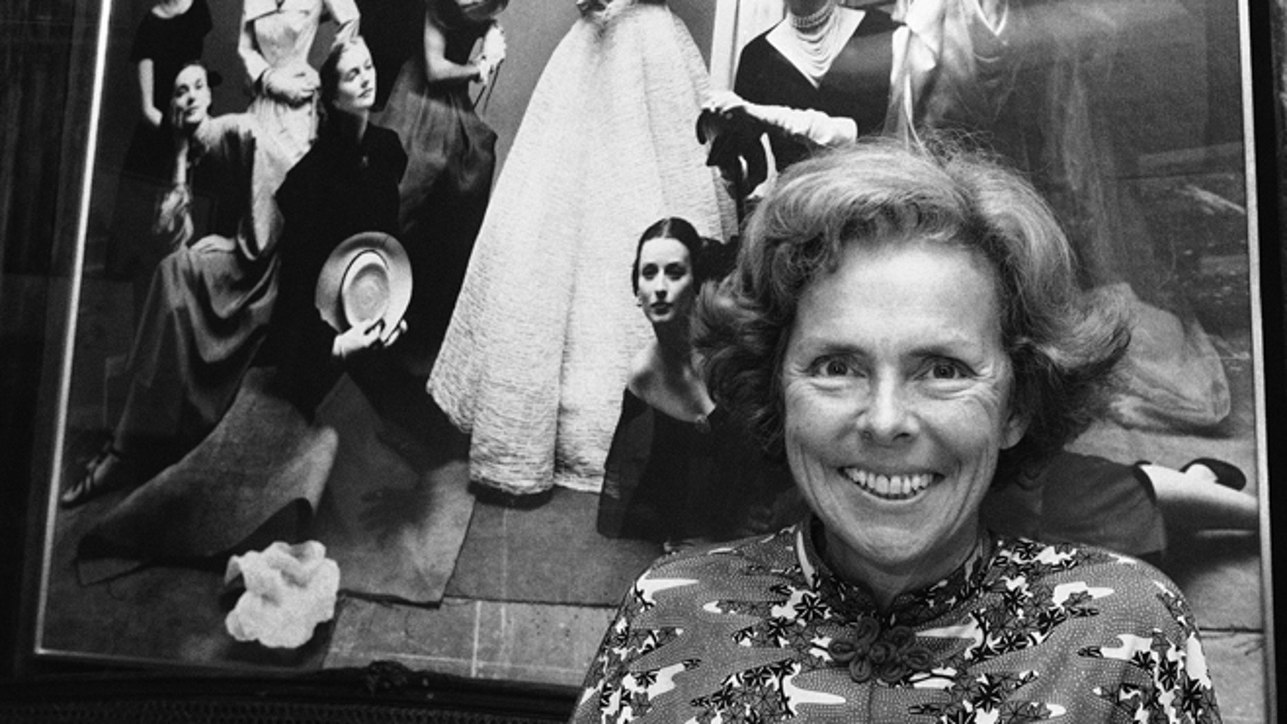 Modeling agency founder eileen ford who shaped a generations standards of beauty as she built an empire and launched the careers of candice bergen