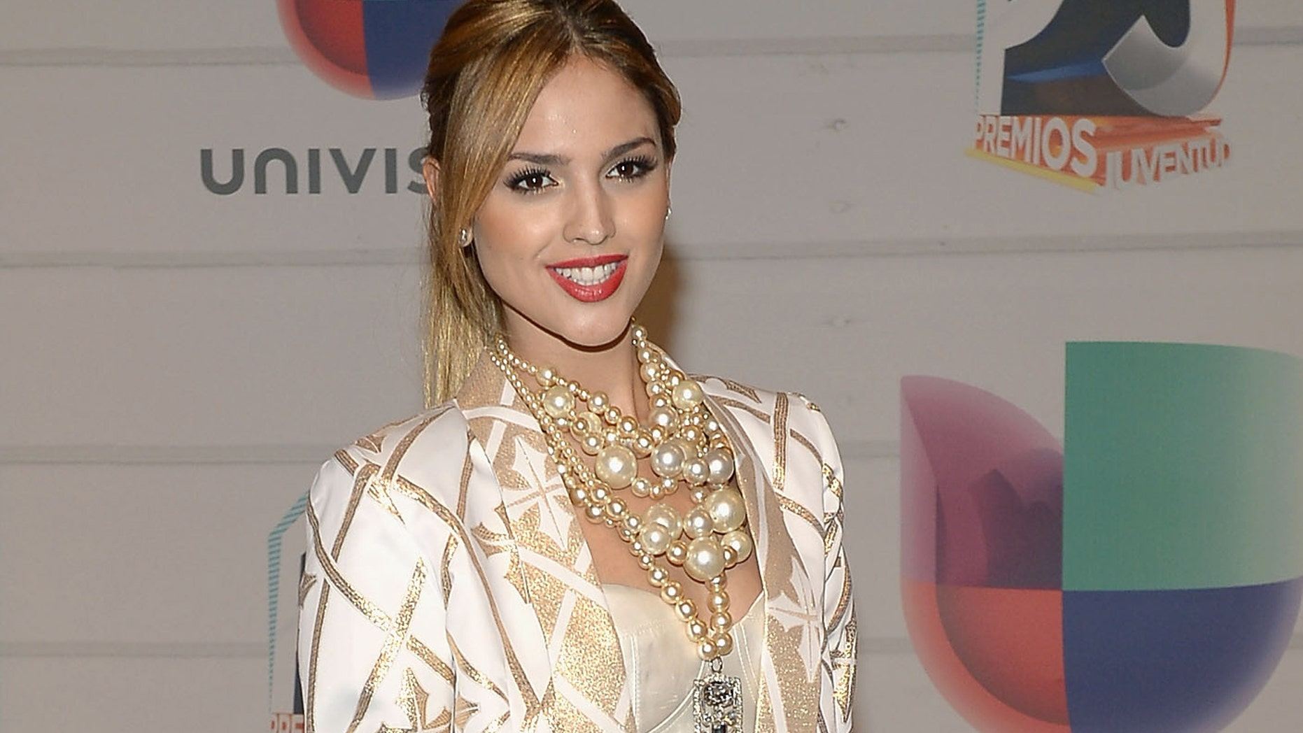 MIAMI, FL - JULY 18:  Actress Eiza Gonzalez attends the Premios Juventud 2013 at Bank United Center on July 18, 2013 in Miami, Florida.  (Photo by Gustavo Caballero/Getty Images for Univision)