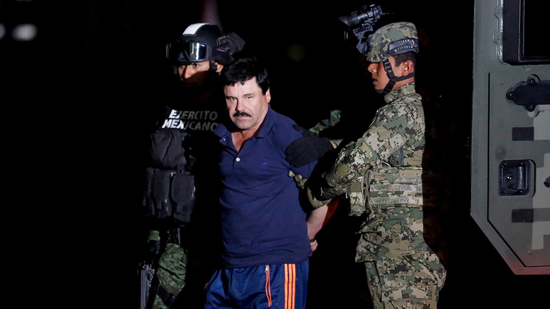 "Joaquin ""El Chapo"" Guzman's wife threw a lavish birthday party for their twin daughters."