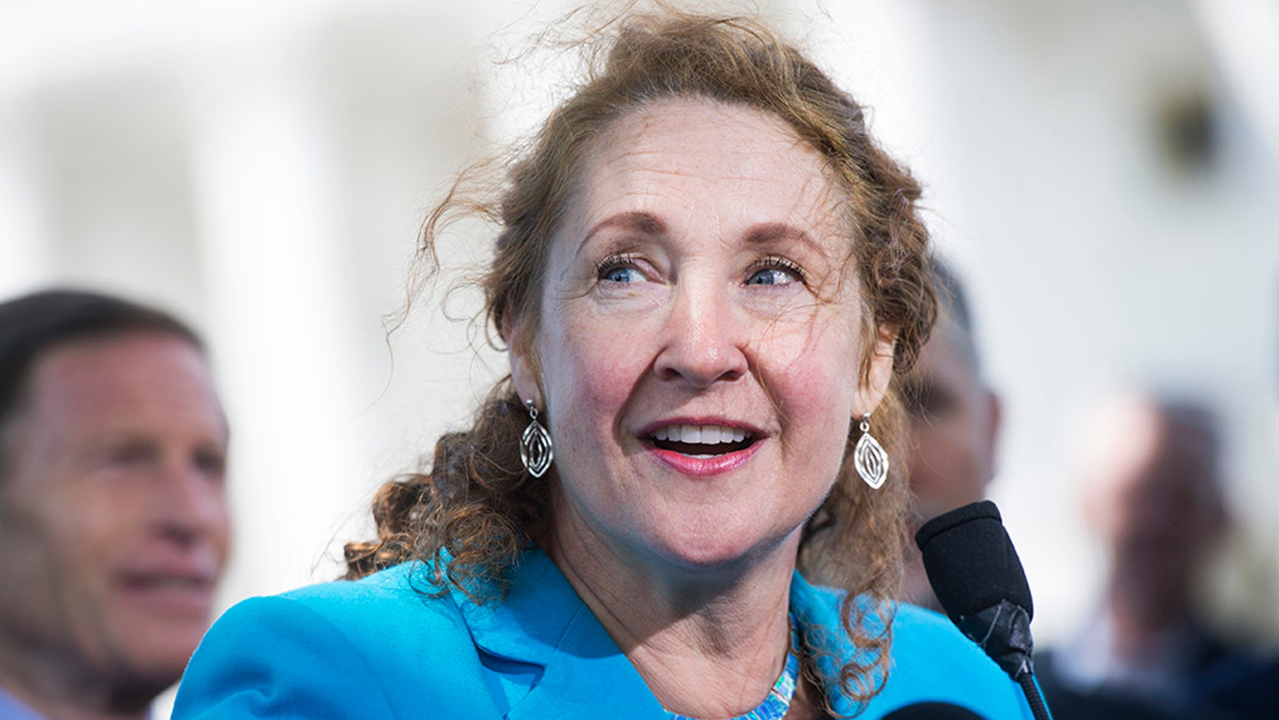 Democratic Rep. Elizabeth Esty is being asked to resign after reports surfaced that she hid allegations of harassment.