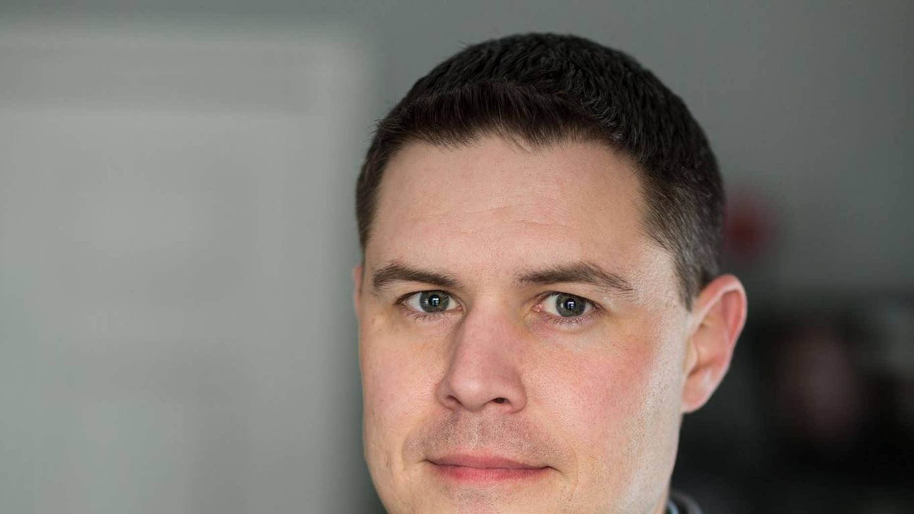 Brian Ellison, a Libertarian candidate who is expected to be the party's candidate in Michigan's upcoming U.S. Senate election, proposes arming homeless people with shotguns.