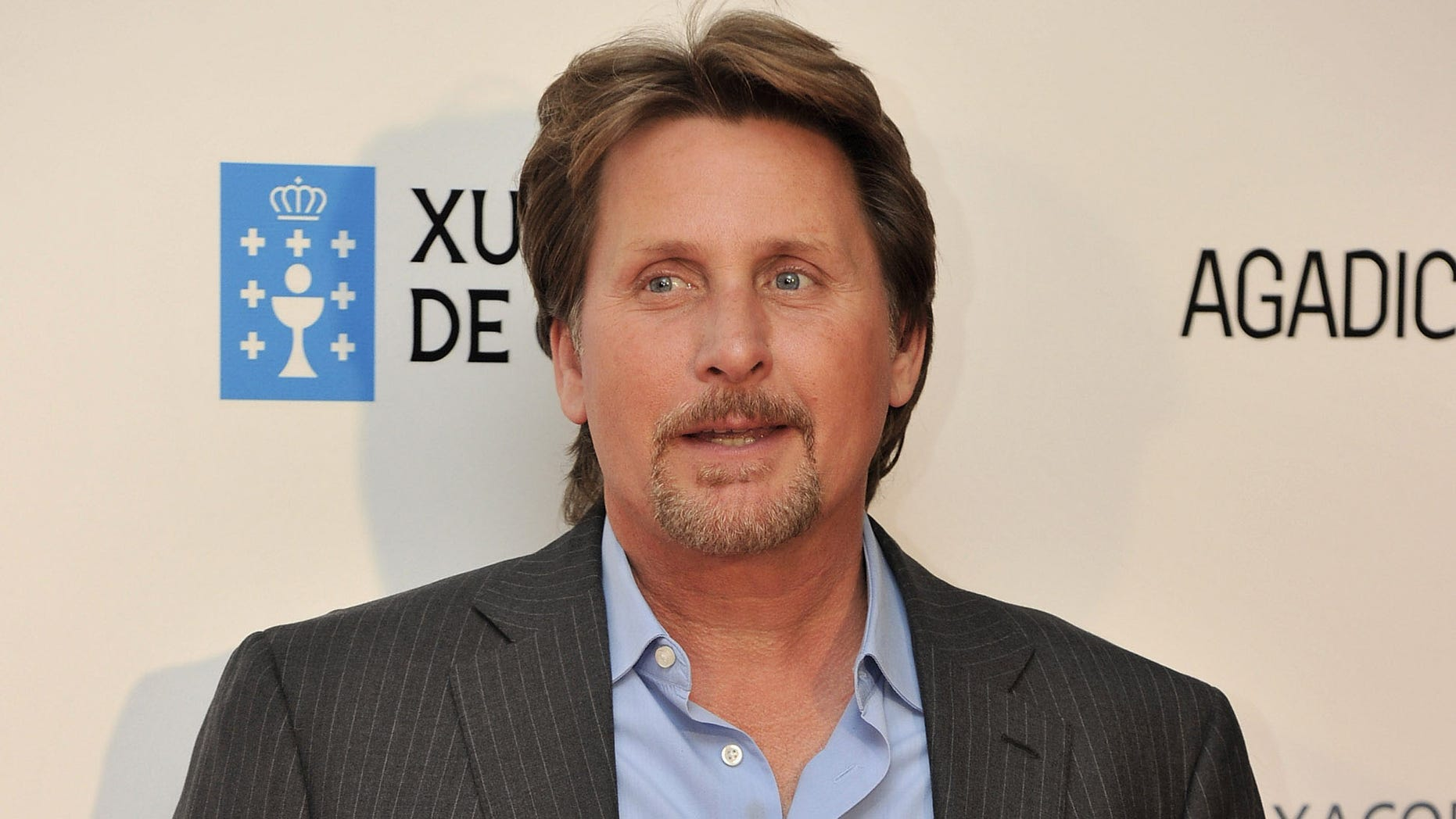 "MADRID, SPAIN - NOVEMBER 10:  Director Emilio Estevez attends ""The Way"" premiere at the Callao cinema on November 10, 2010 in Madrid, Spain.  (Photo by Carlos Alvarez/Getty Images)"