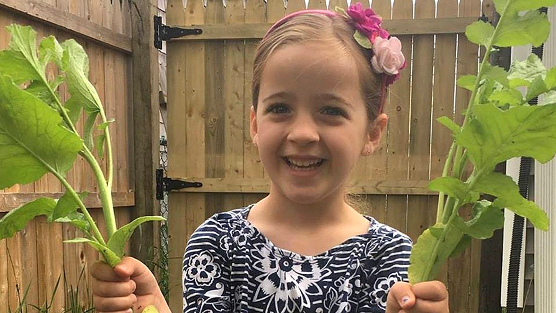 6-year old Emma Splan, from Connecticut, is one of two children who died over the weekend from the flu-related illnesses.