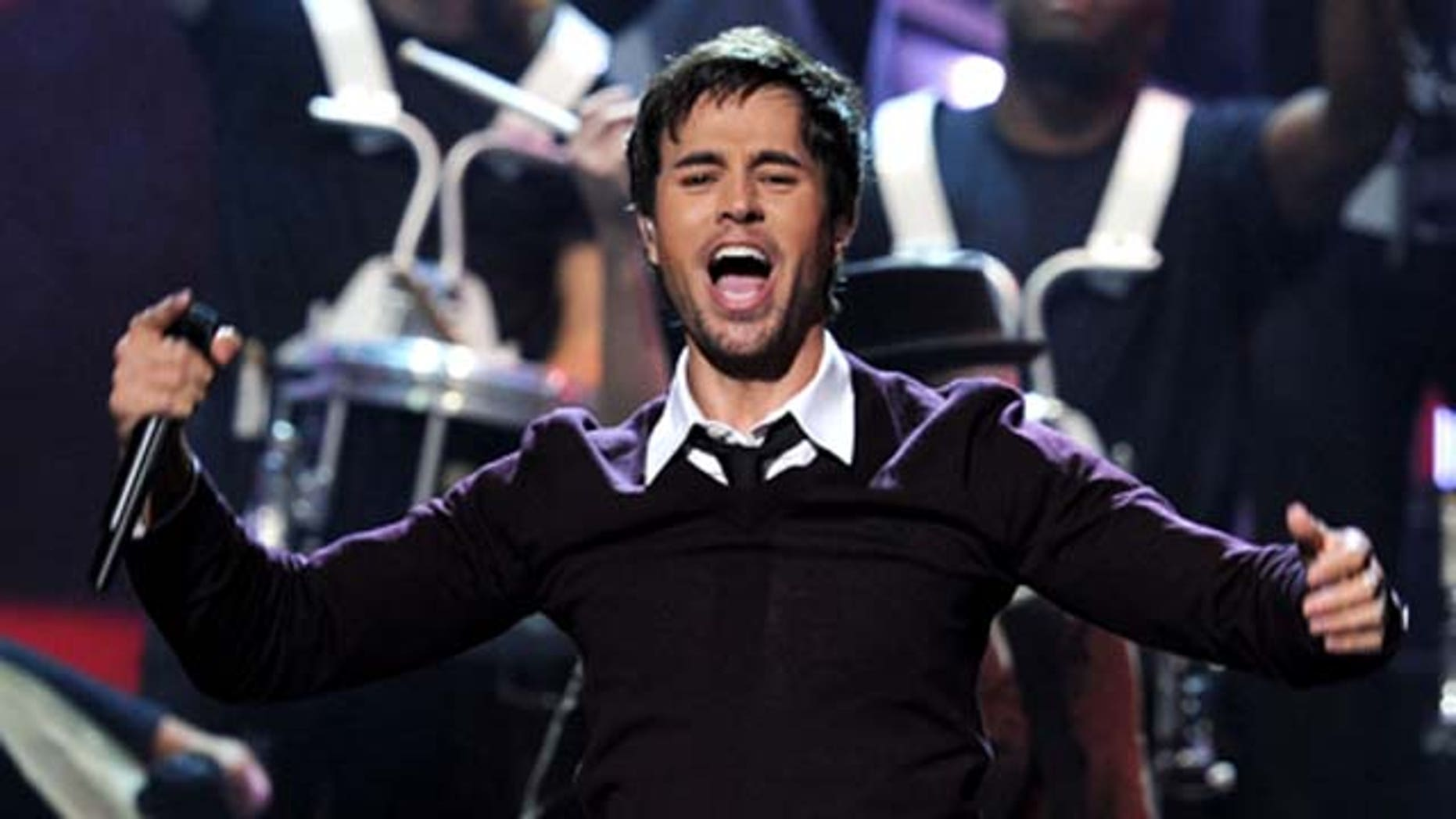 onstage during the 11th annual Latin GRAMMY Awards at the Mandalay Bay Events Center on November 11, 2010 in Las Vegas, Nevada.
