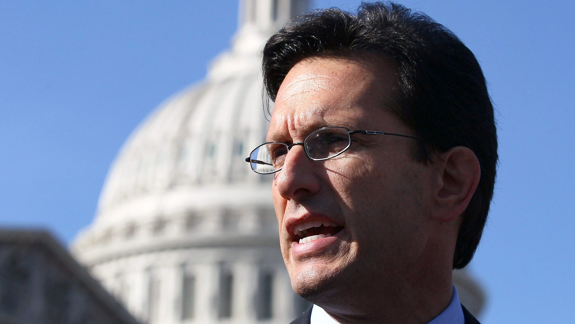 House Majority Leader Eric Cantor (R-VA).