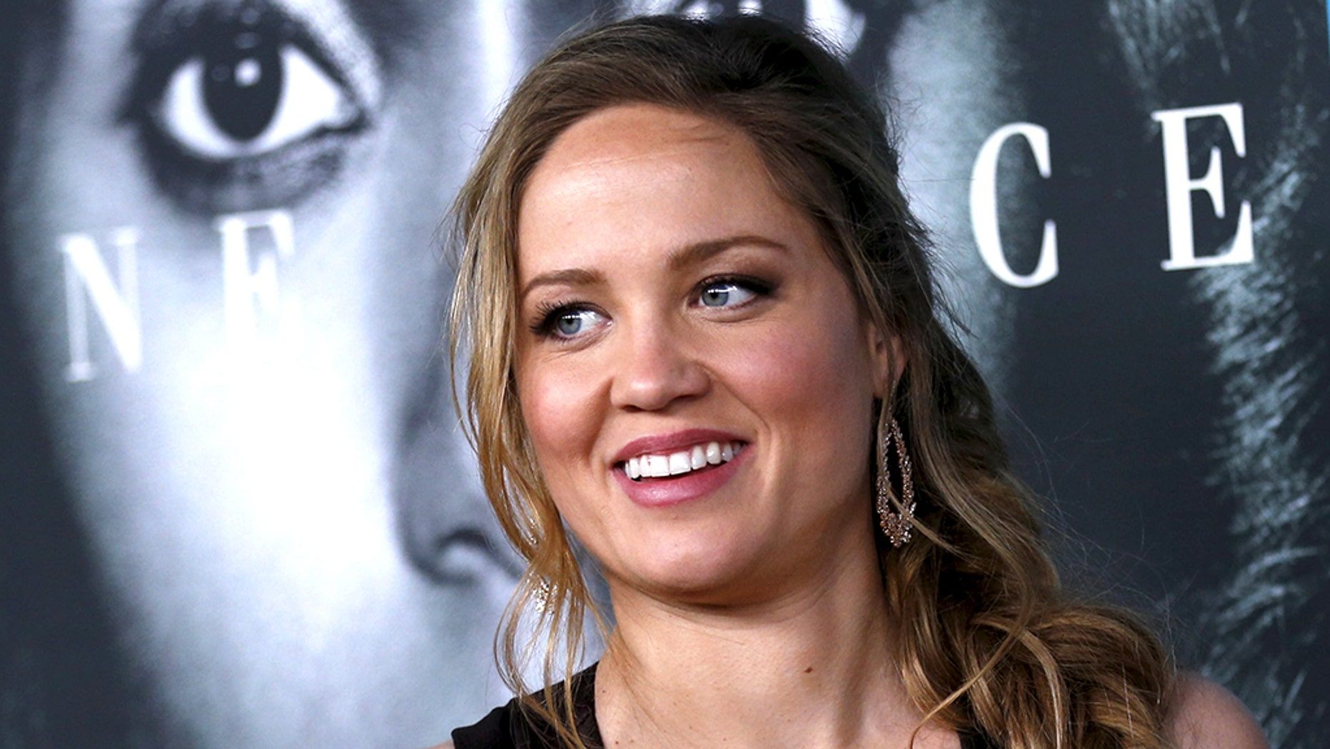 Erika Christensen said her parents never forced her to go to church but asked her to research Scientology and see how she felt about it.