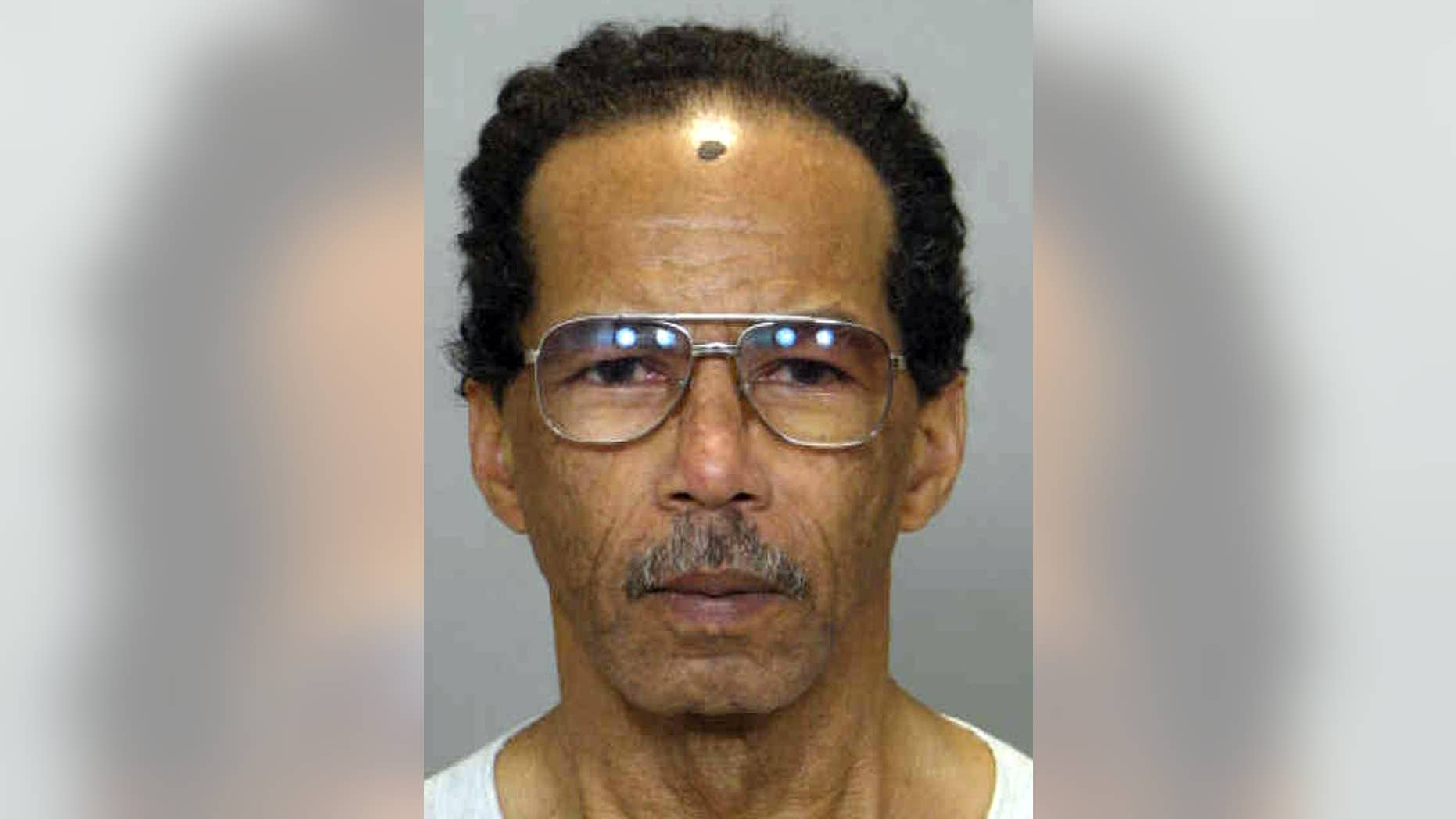 April 14, 2014: Convicted armed robber Ronald Dwaine Carnes, who eluded authorities for 41 years after escaping from a North Carolina prison.
