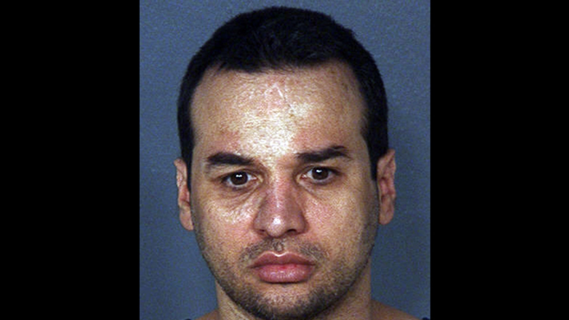 This 2007 image provided by the Las Vegas Metropolitan Police Department shows Alberto Morales.