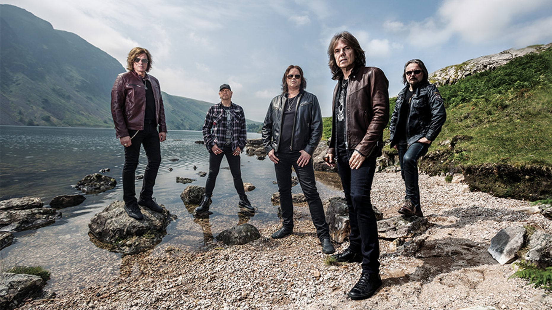 """Europe's Joey Tempest gets candid on """"The Final Countdown"""" and what fans can expect from """"Walk the Earth."""""""