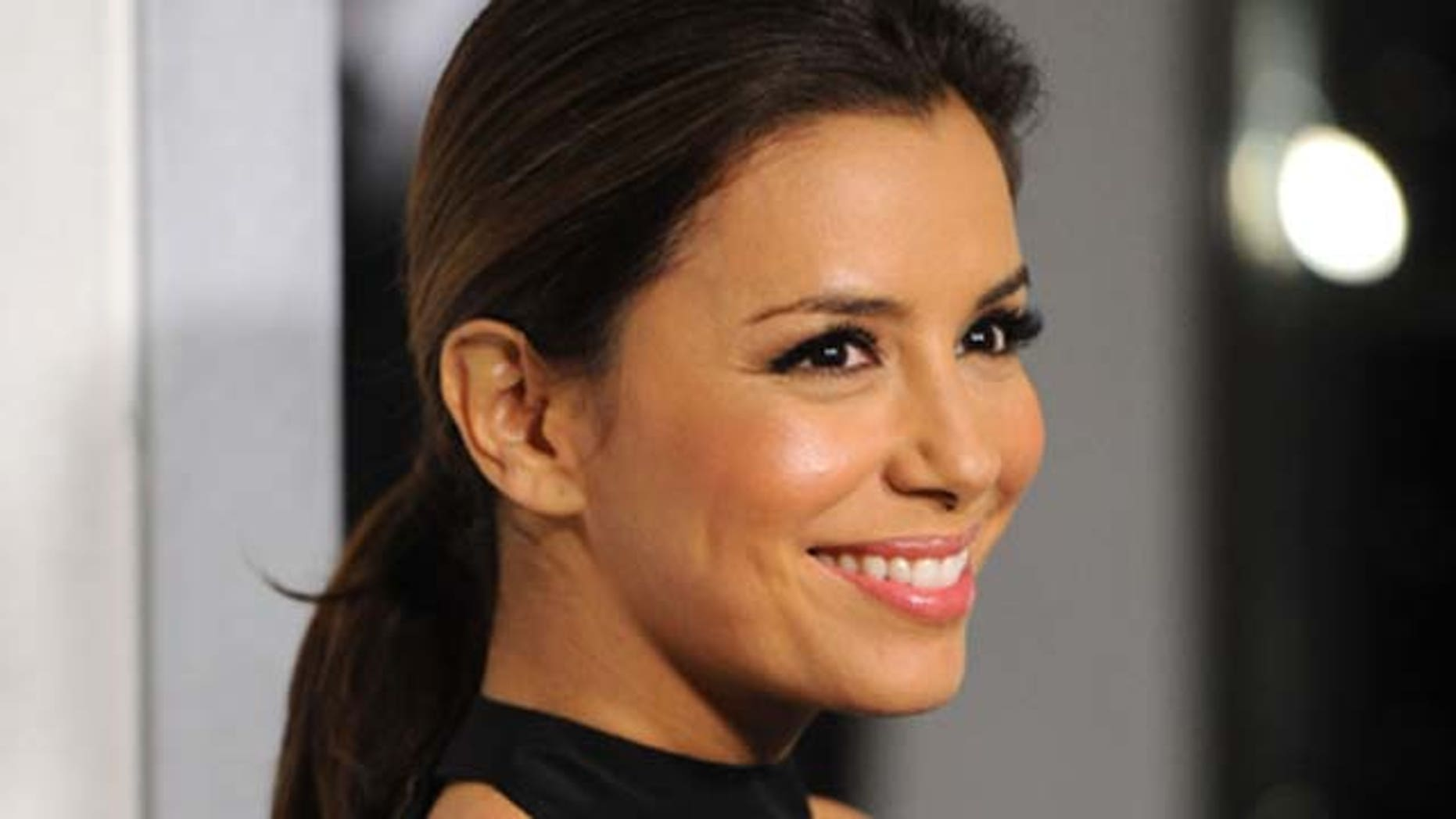 February 24, 2011: Actress Eva Longoria arrives at the Tom Ford Beverly Hills Flagship Store Opening on Rodeo Drive in Beverly Hills, Calif.