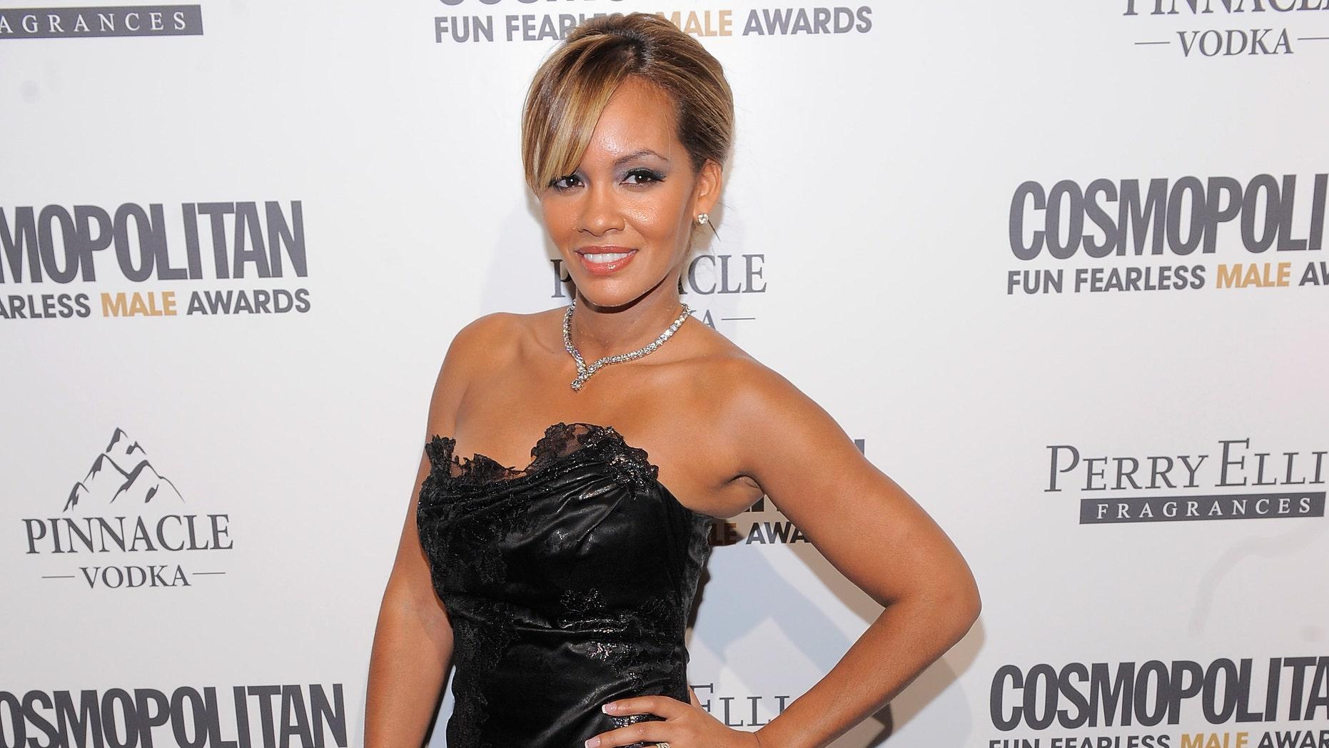 Evelyn Lozada in a 2011 file photo.