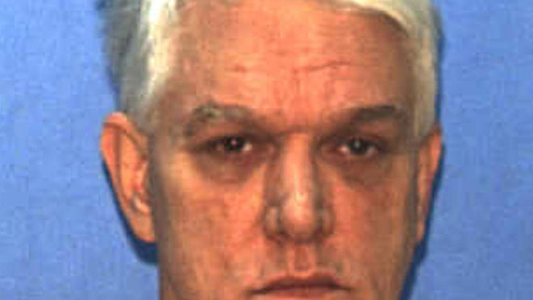 An undated photo provided by the Florida Department of Corrections shows death row inmate Elmer Carroll. Carroll is scheduled to be executed May 28, 2013, for the rape and murder of a 10-year-old girl in 1990.