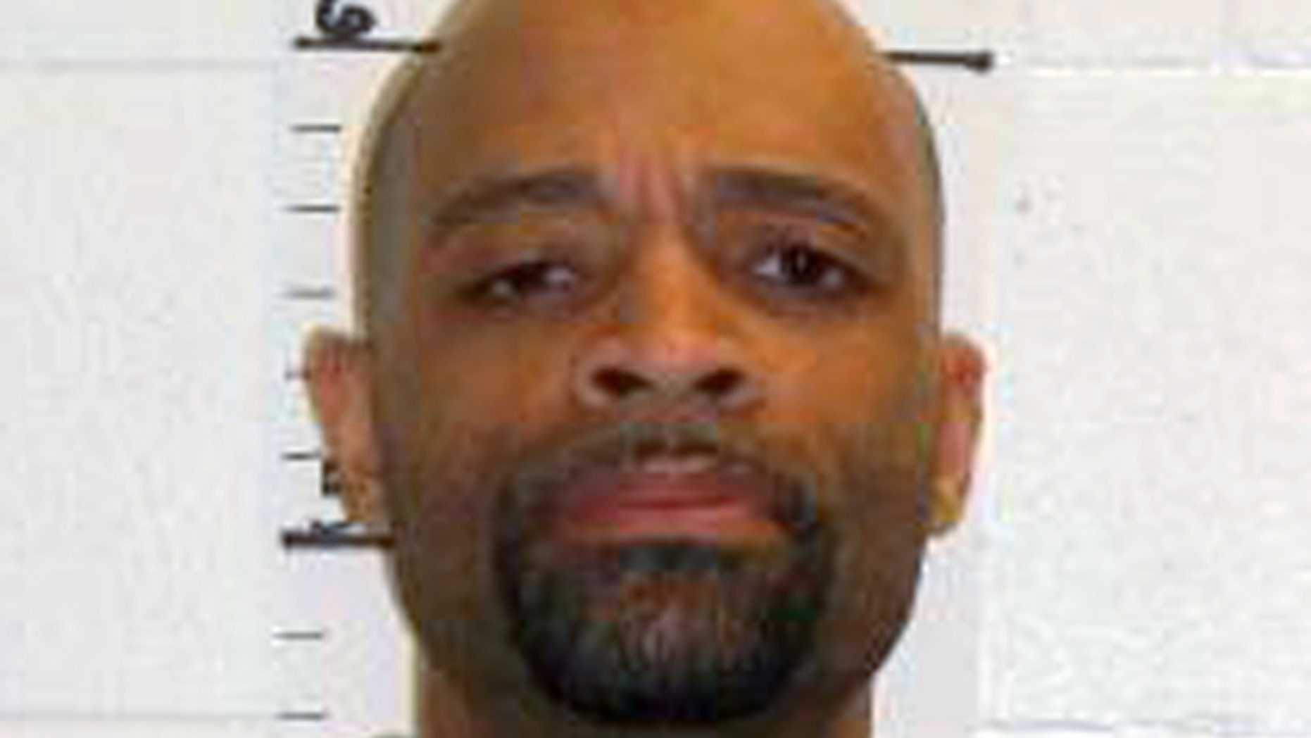 FILE - This file photo provided by the Missouri Department of Corrections shows inmate Earl Ringo Jr. (AP Photo/Missouri Department of Corrections, File)