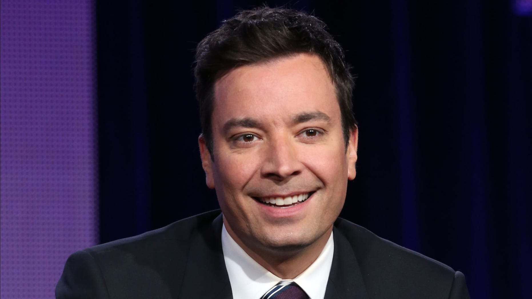 """Photo released by NBC shows Jimmy Fallon who will be the new host of """"Tonight Show Starring Jimmy Fallon."""" Fallon's final """"Late Night"""" show was on Feb. 7, 2014."""