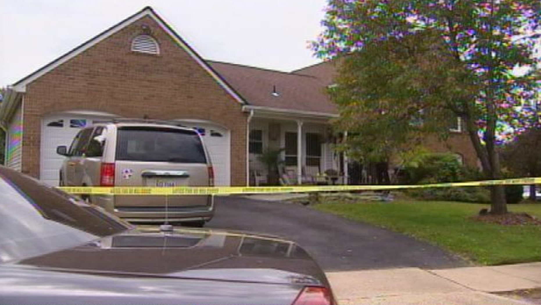 Four family members were found dead Tuesday inside their Herndon, Va., home.